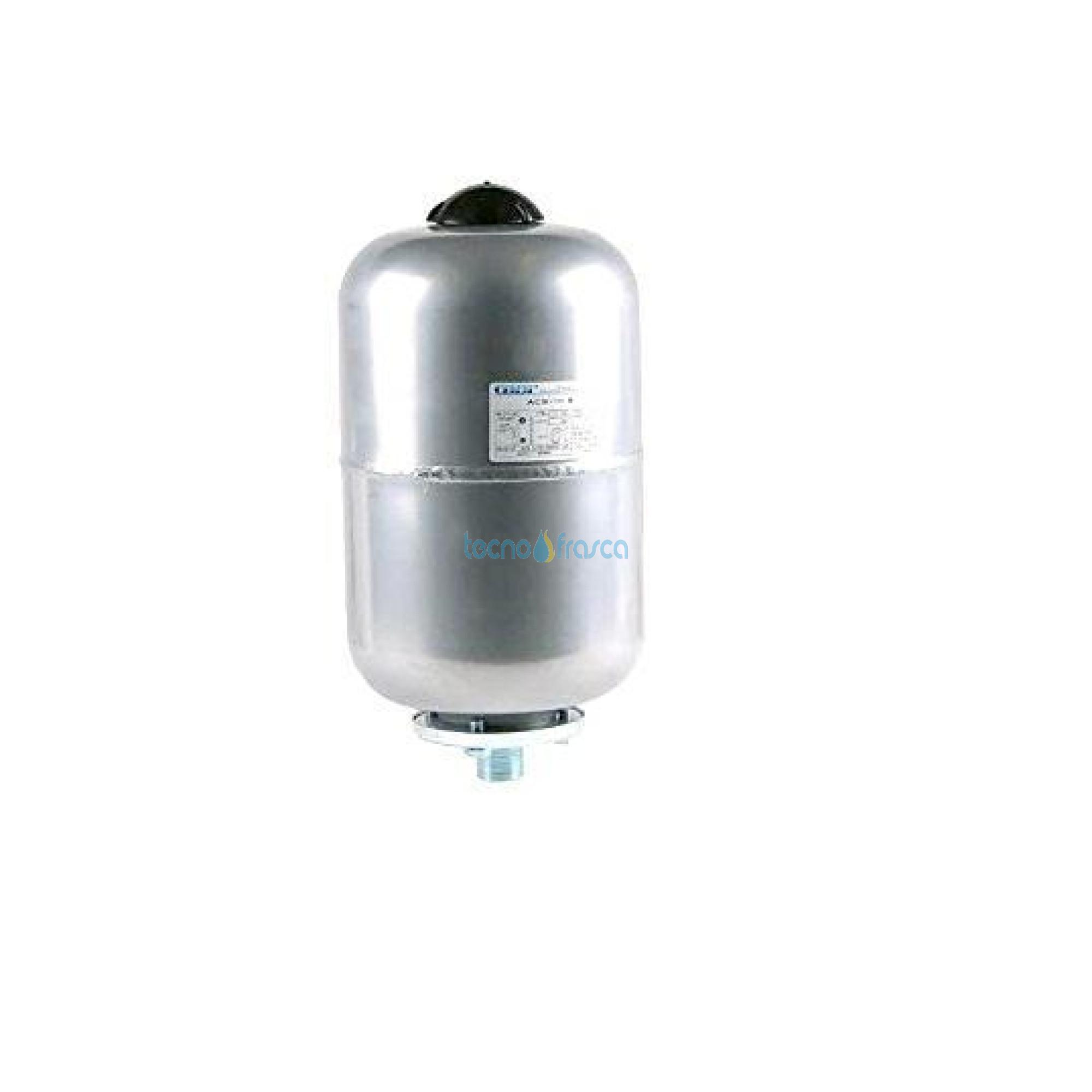 Immergas vaso di espansione lt 2 con membrana maggiorata 1.028607