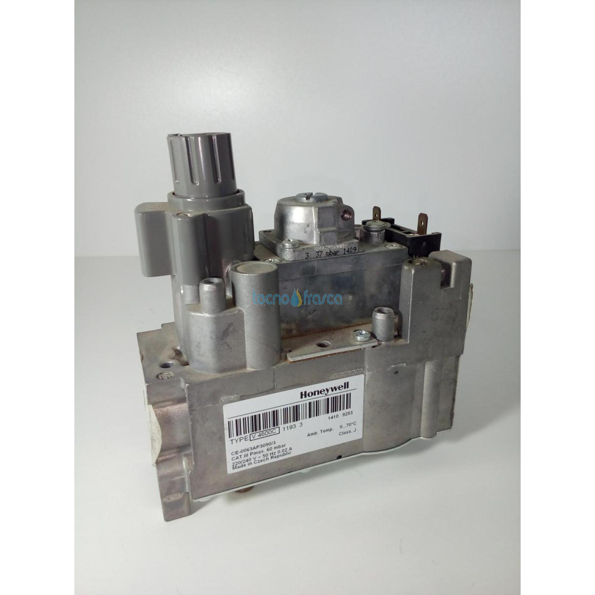 Valvola gas v4600c1086u hermann