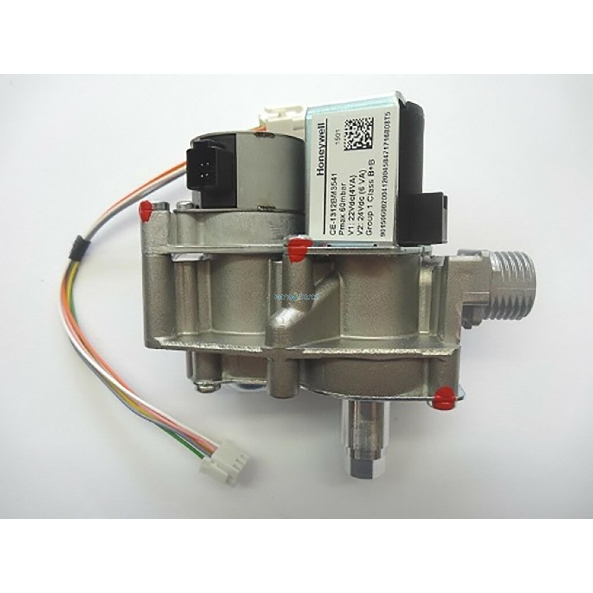 Bongioanni valvola gas con regolatore metano 007008552