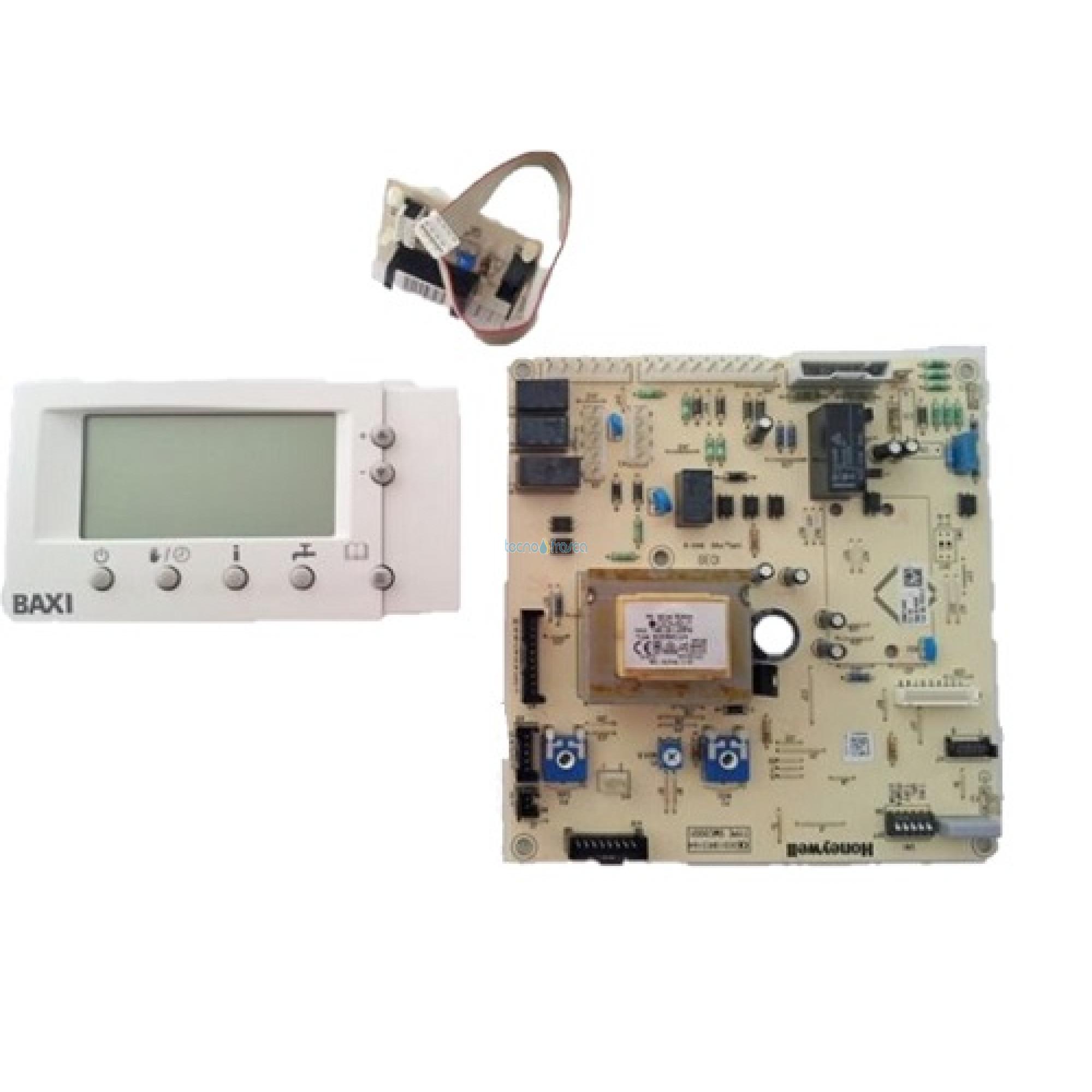 Baxi gruppo telecontrollo scheda 711309200