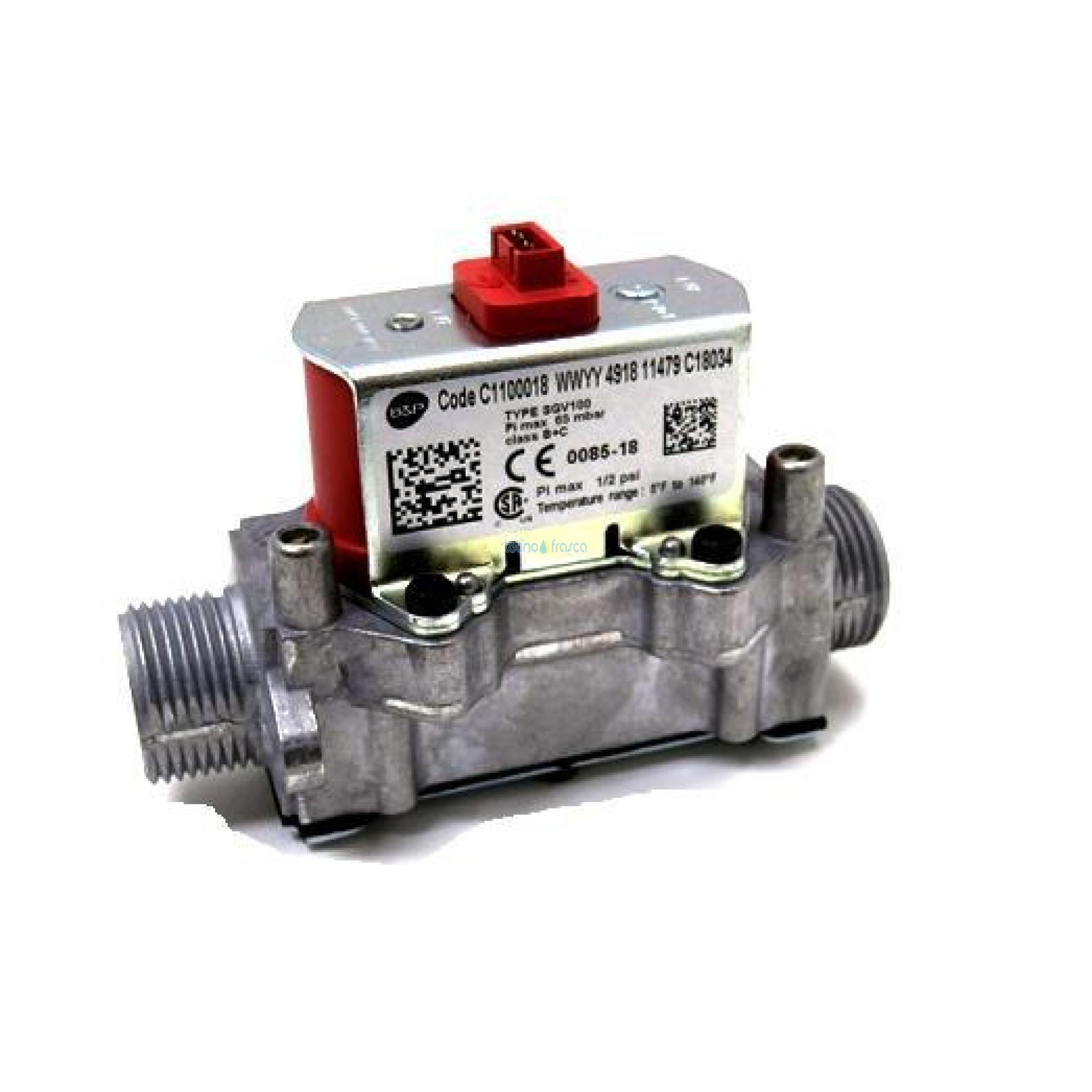 Ariston valvola gas 3/4 65116557