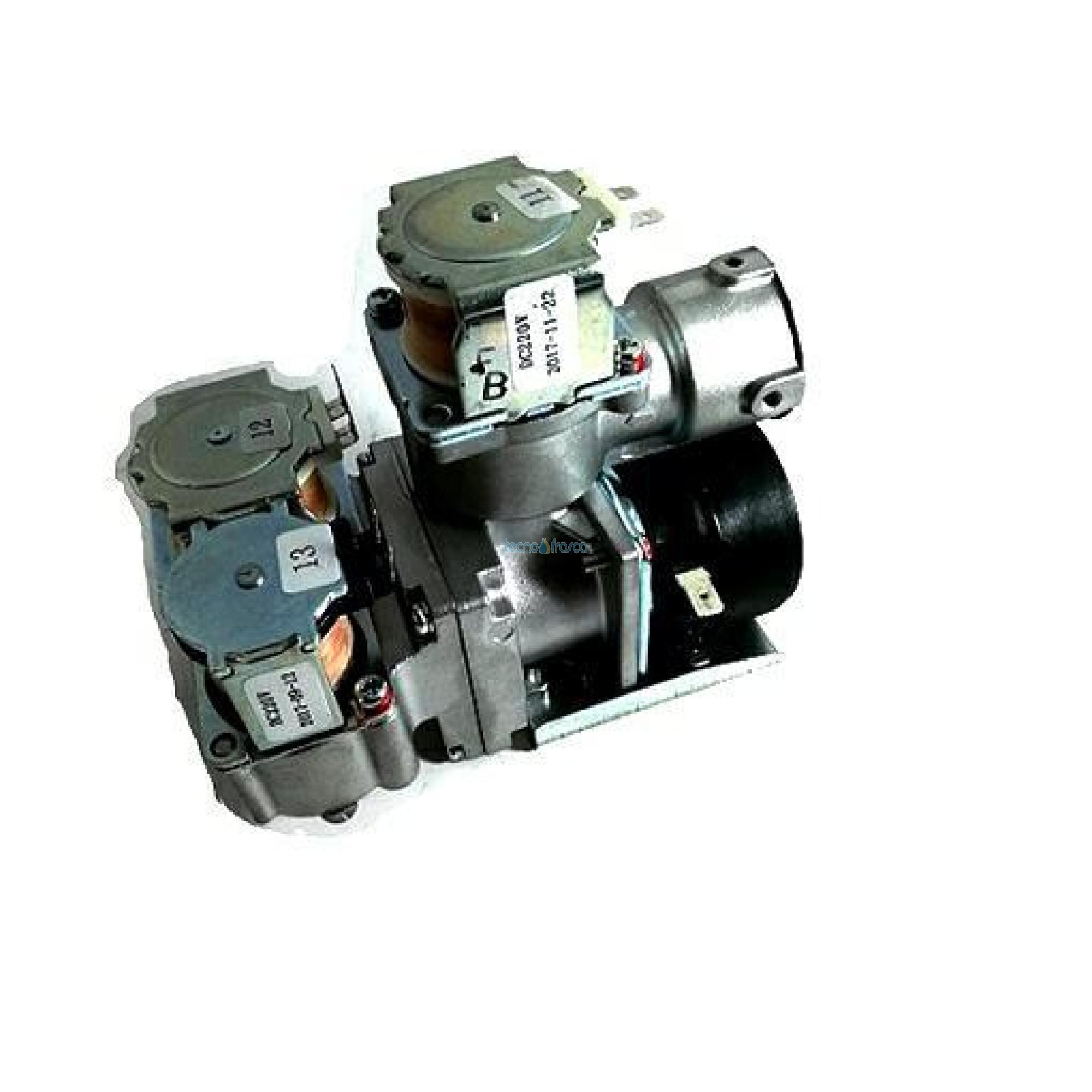 Ariston valvola gas lpg g31 ruotata 65152752