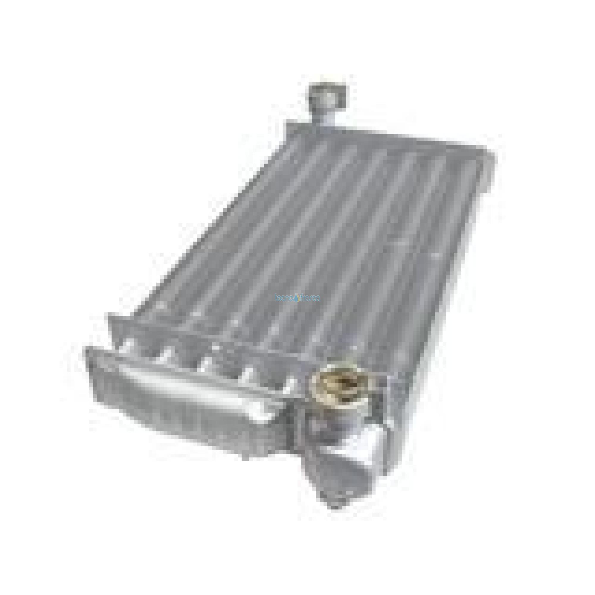 Baxi scambiatore acqua gas ff + clip jjj000612330