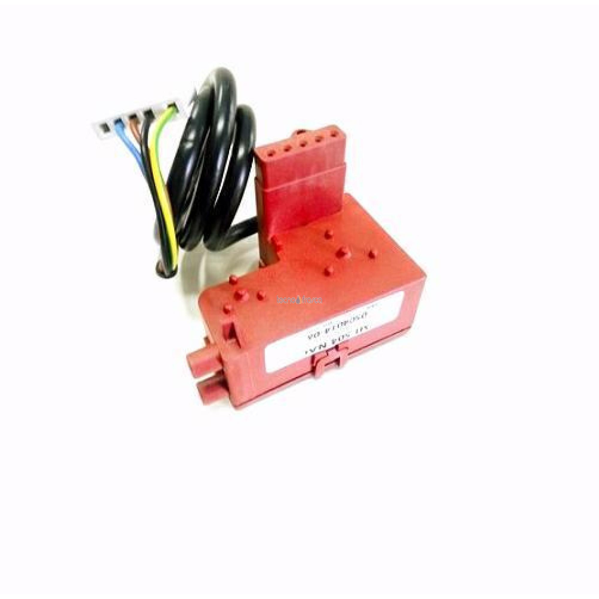 Baxi connettore vz3/10 sac l600 jjj008511560
