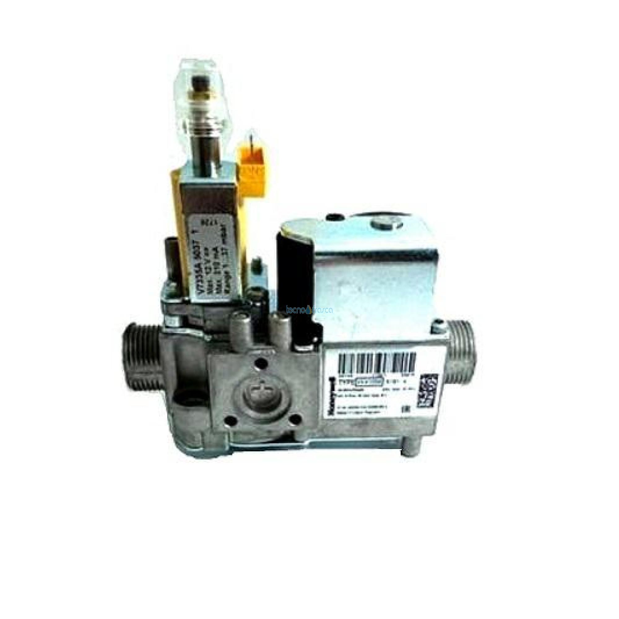 Baxi valvola gas vk4105m5181 g3/4 710669200
