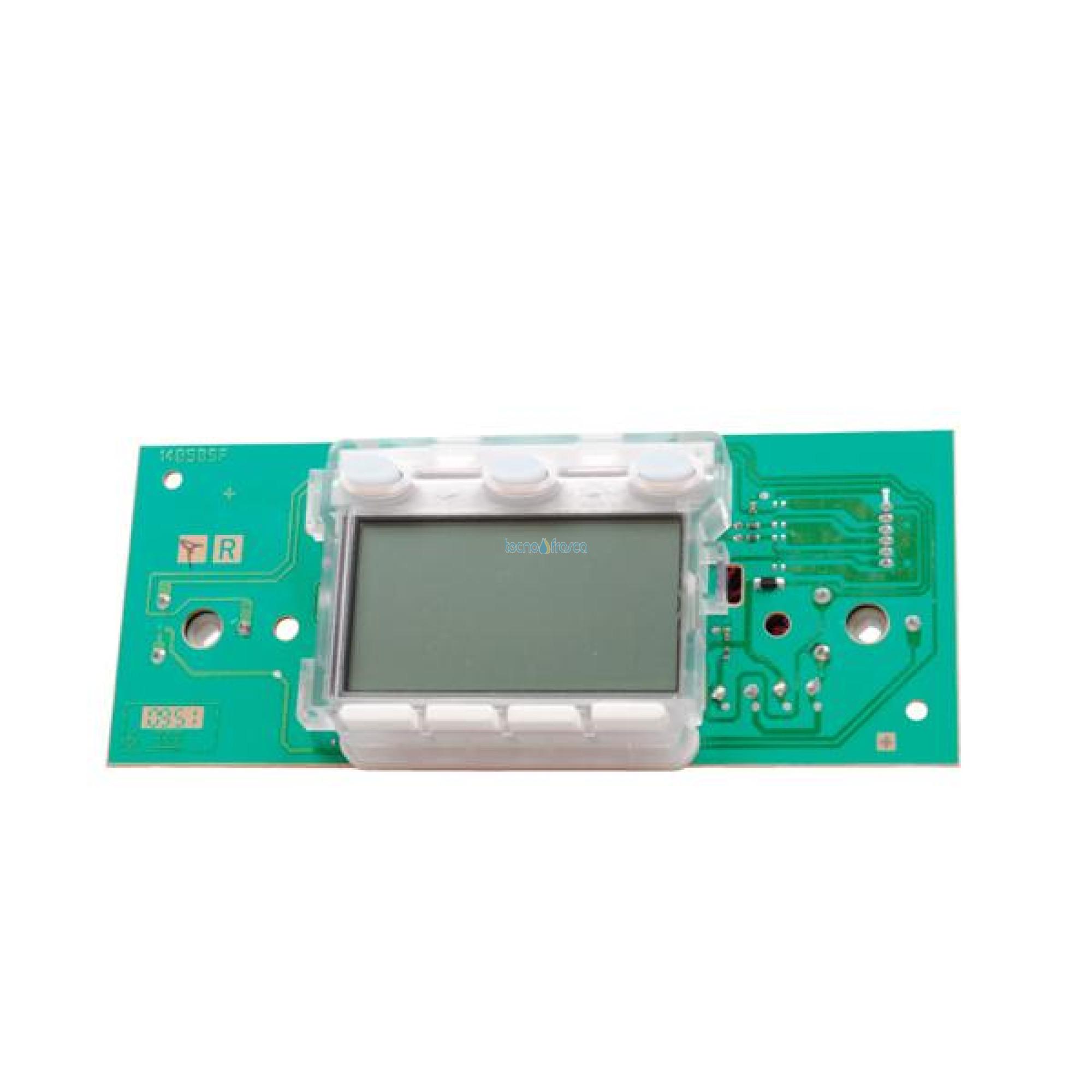 Chaffoteaux scheda display 60000486
