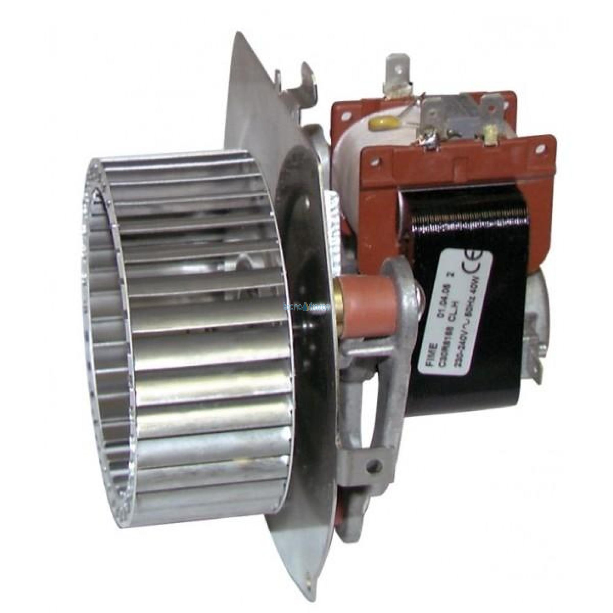 Chaffoteaux motore estrattore + turbina 60058027