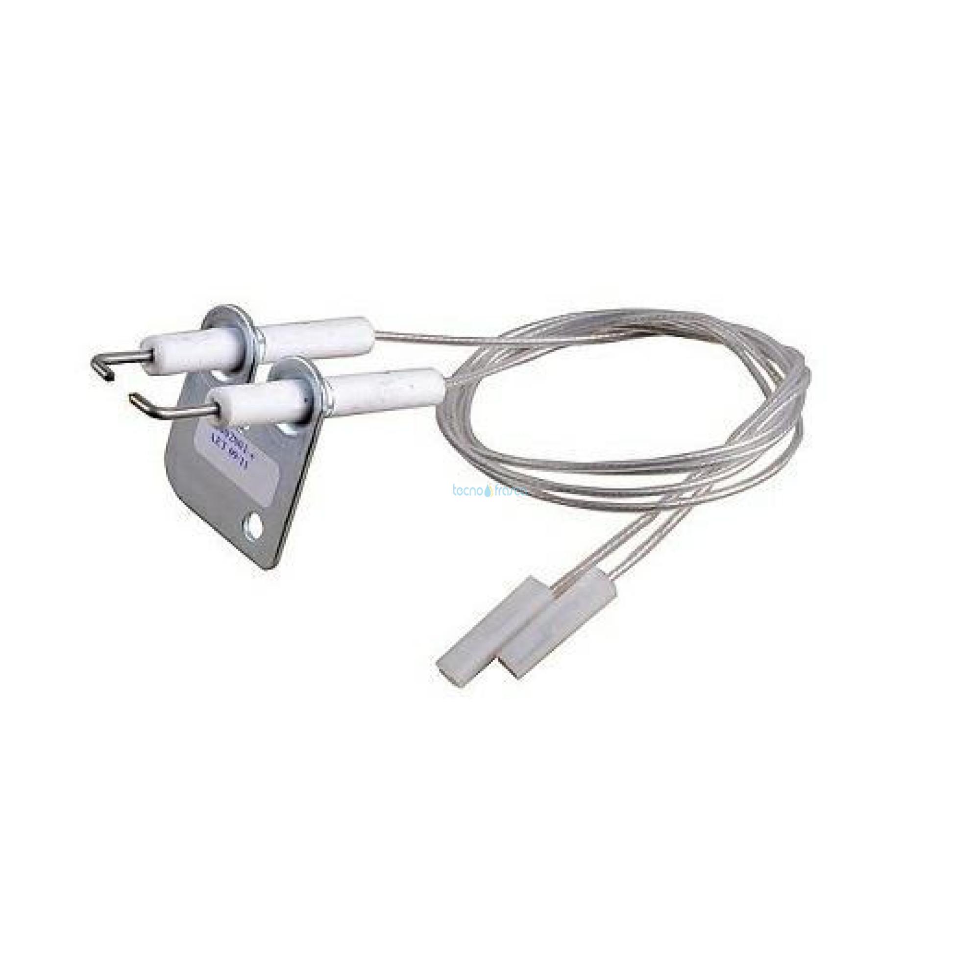Chaffoteaux elettrodo di accensione 61002801