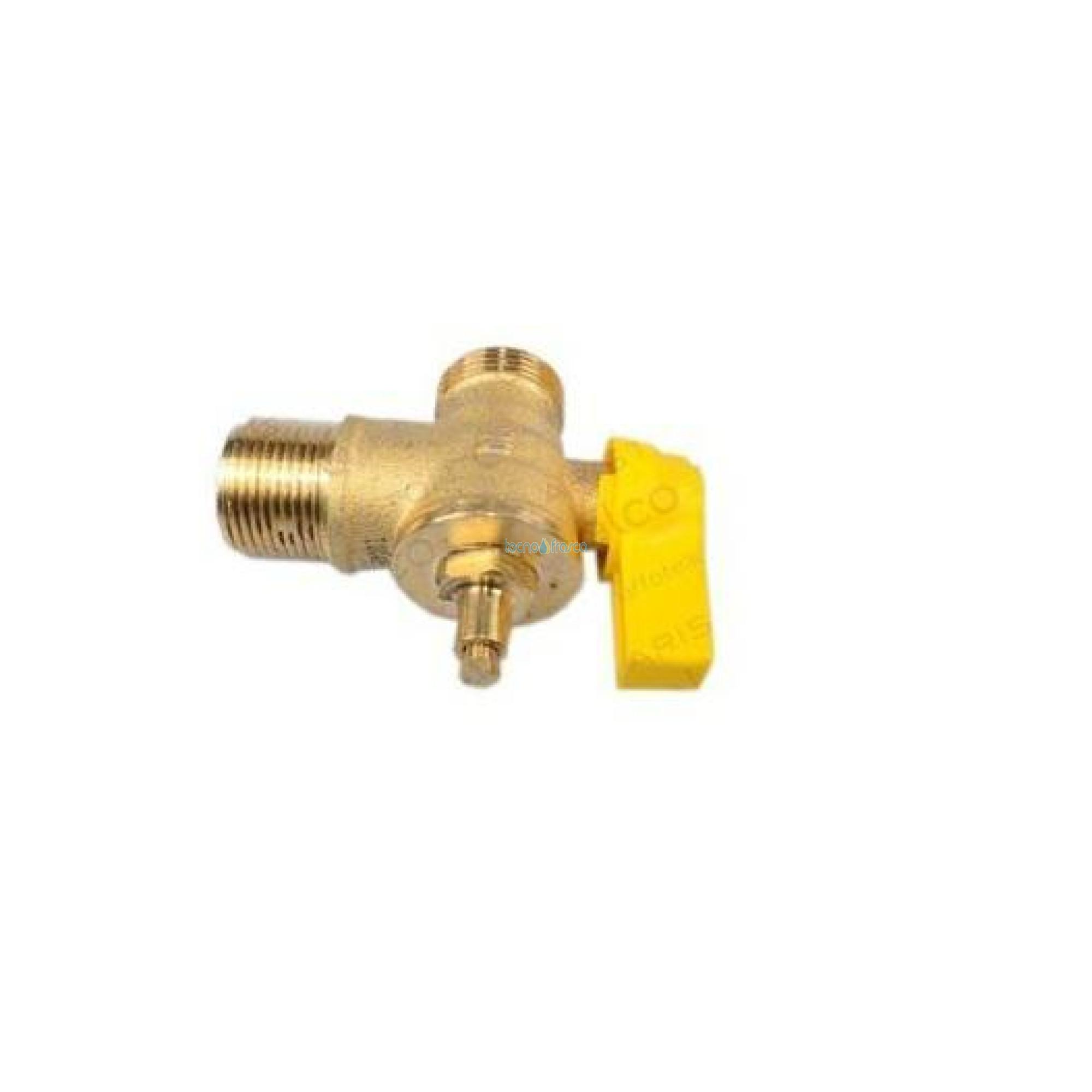 Chaffoteaux rubinetto gas 61020389