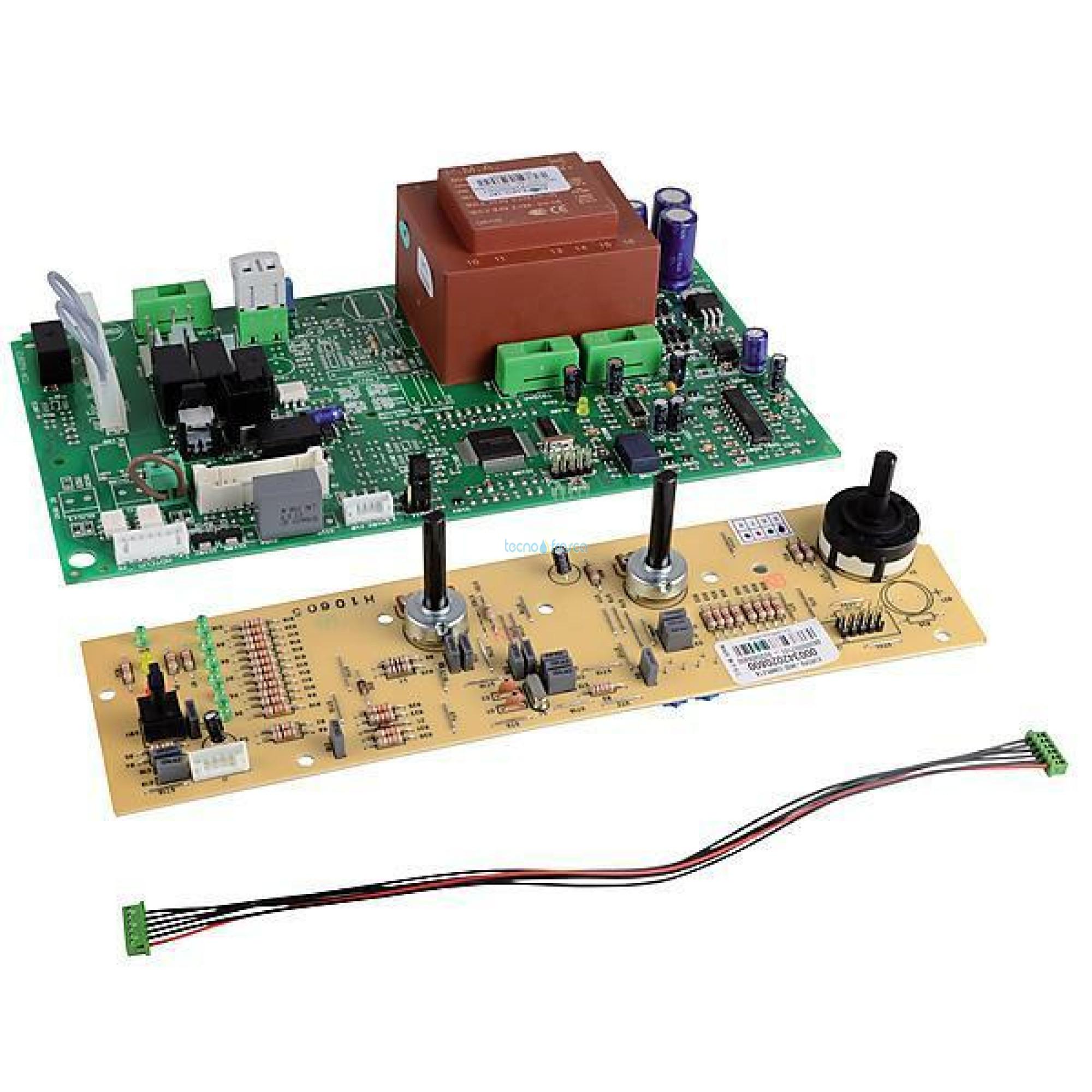 Chaffoteaux circuito stampato centora 2.28 61308277