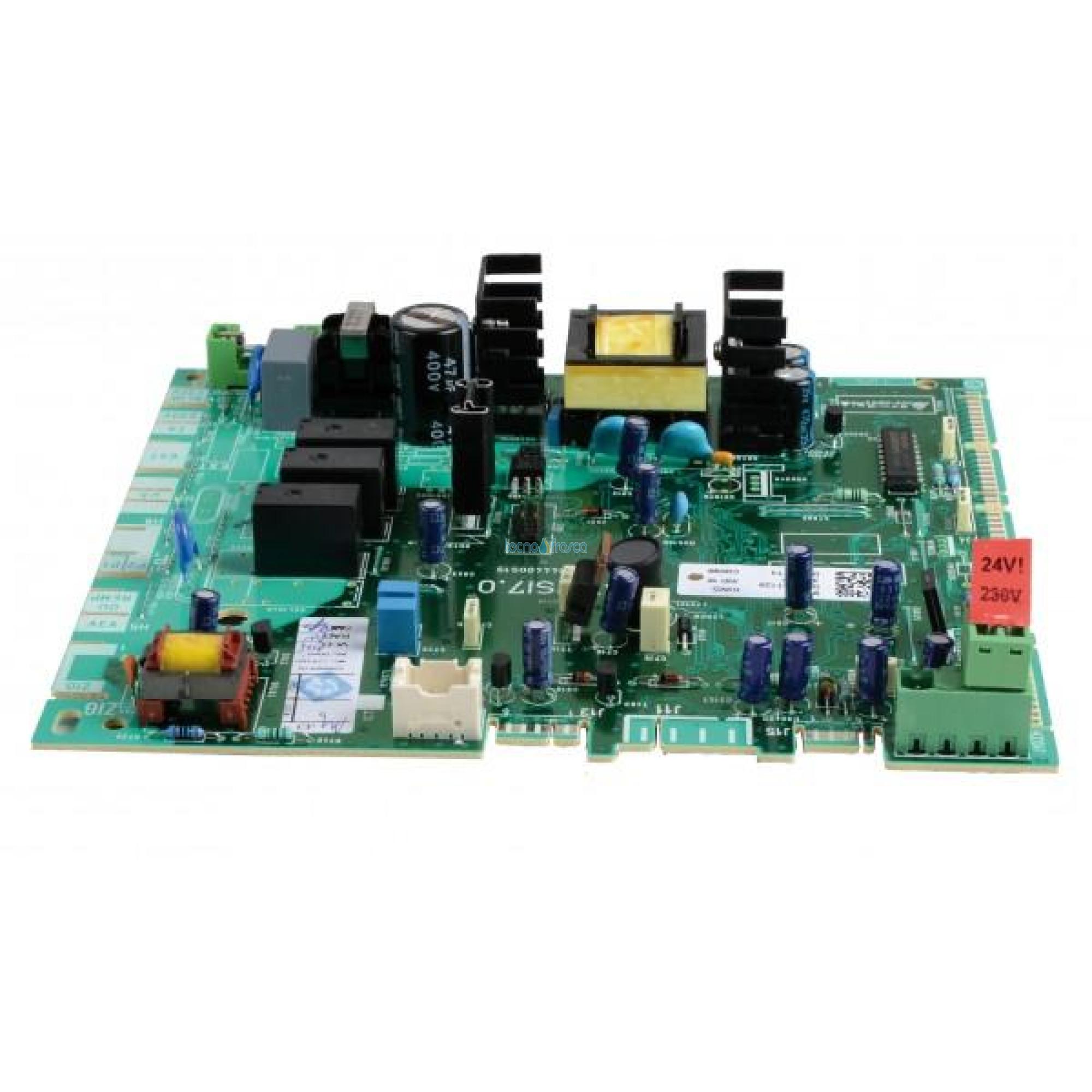 Saunier duval circuito stampato iso s1040000