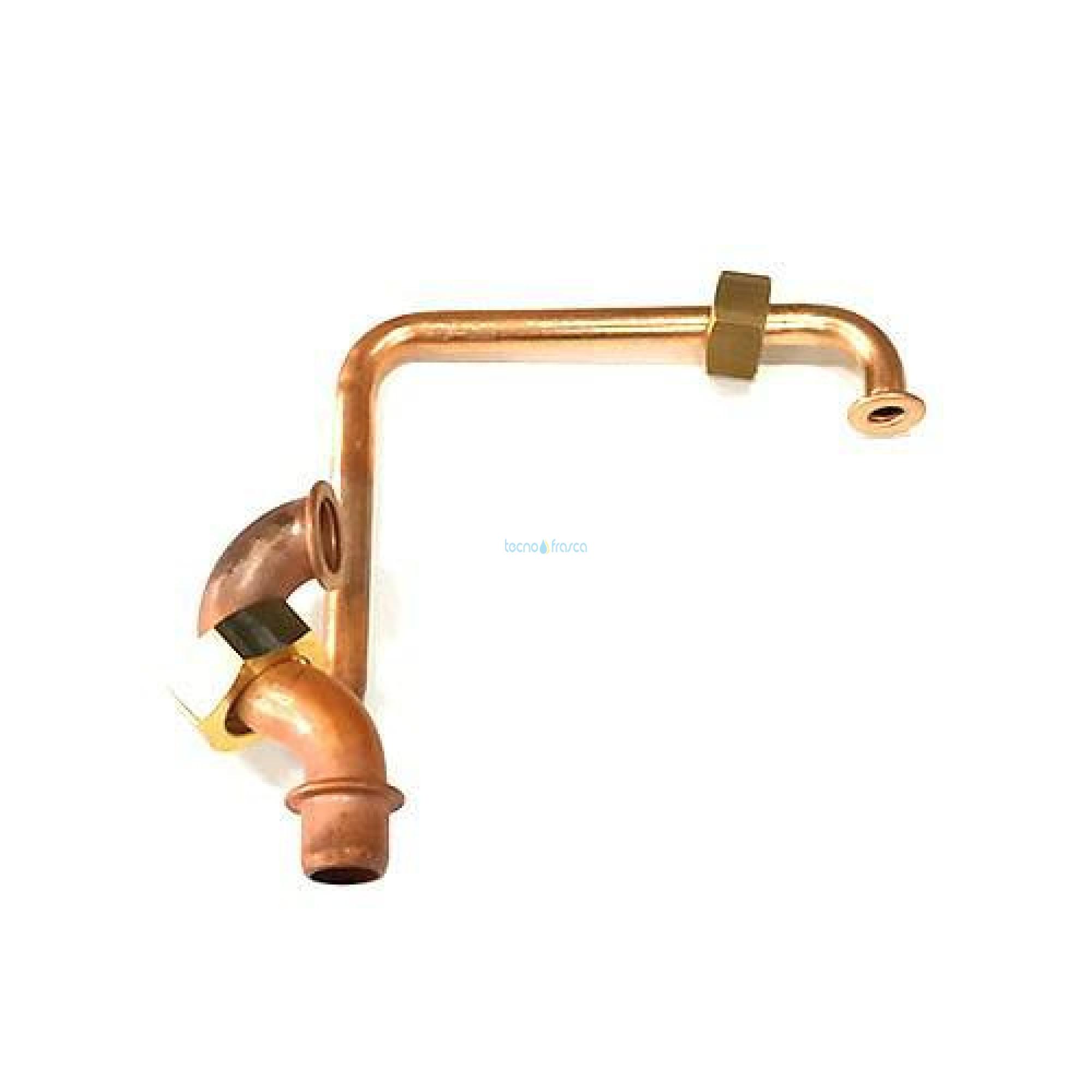 Ferroli tubazione scambiatore 3841d600
