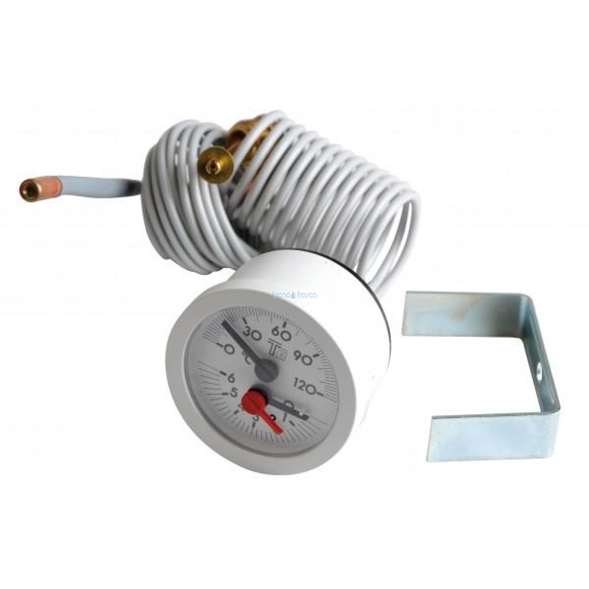 Ferroli termoidrometro bianco 39806020