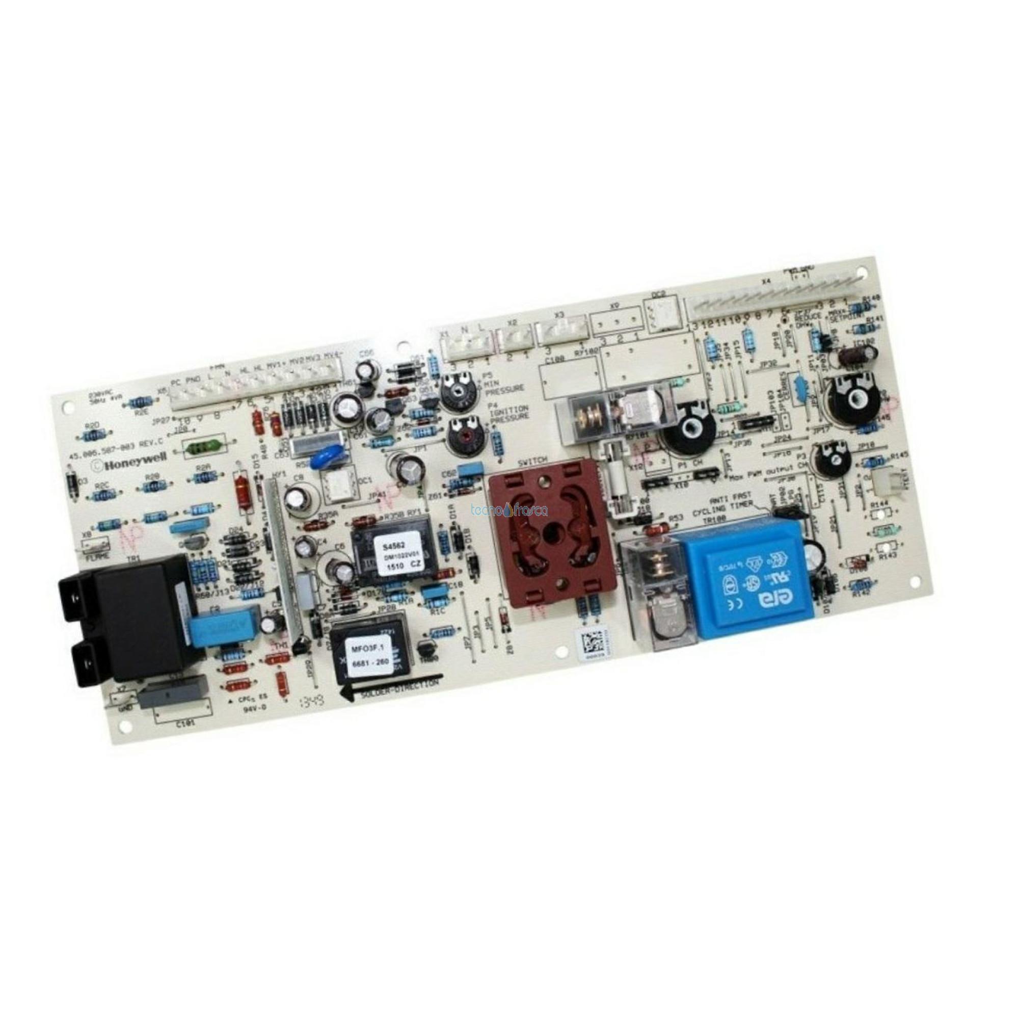 Ferroli scheda elettronica mf03f01 s4562dm1022v01 39807690