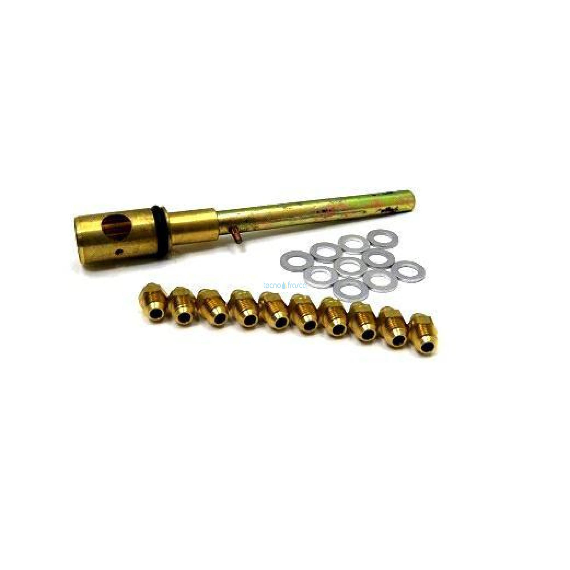 Ferroli kit ugelli 0.77x10 gpl 3980e620