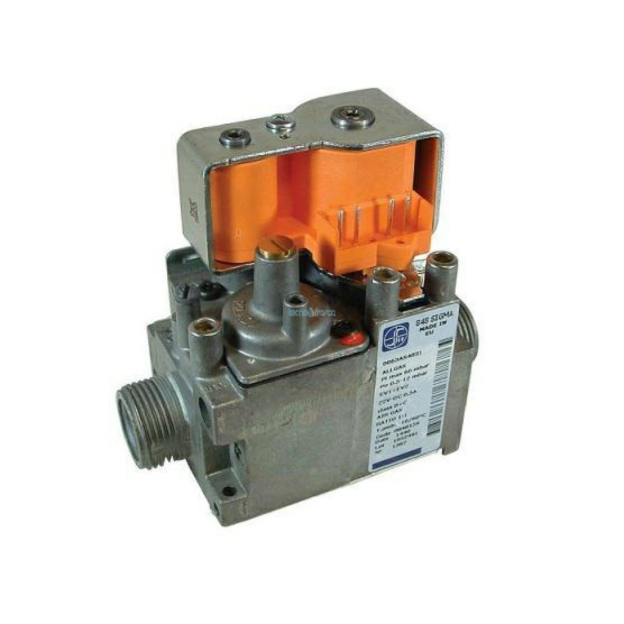 Immergas valvola gas 0848159 con regolatore portata 24v 1.039667
