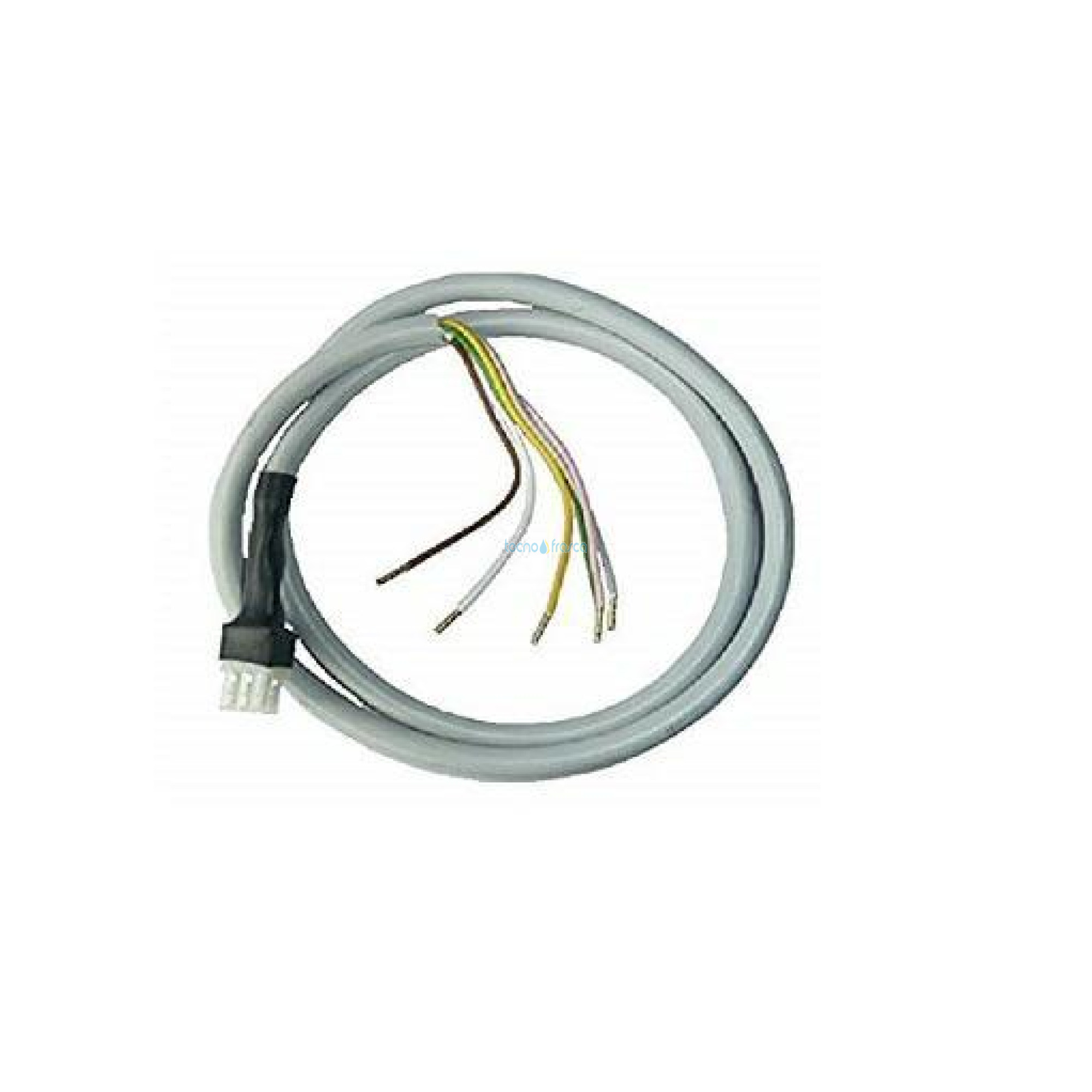 Mut kit cavo con connettore 6x0.75 per valvole vmr tmo 701300134