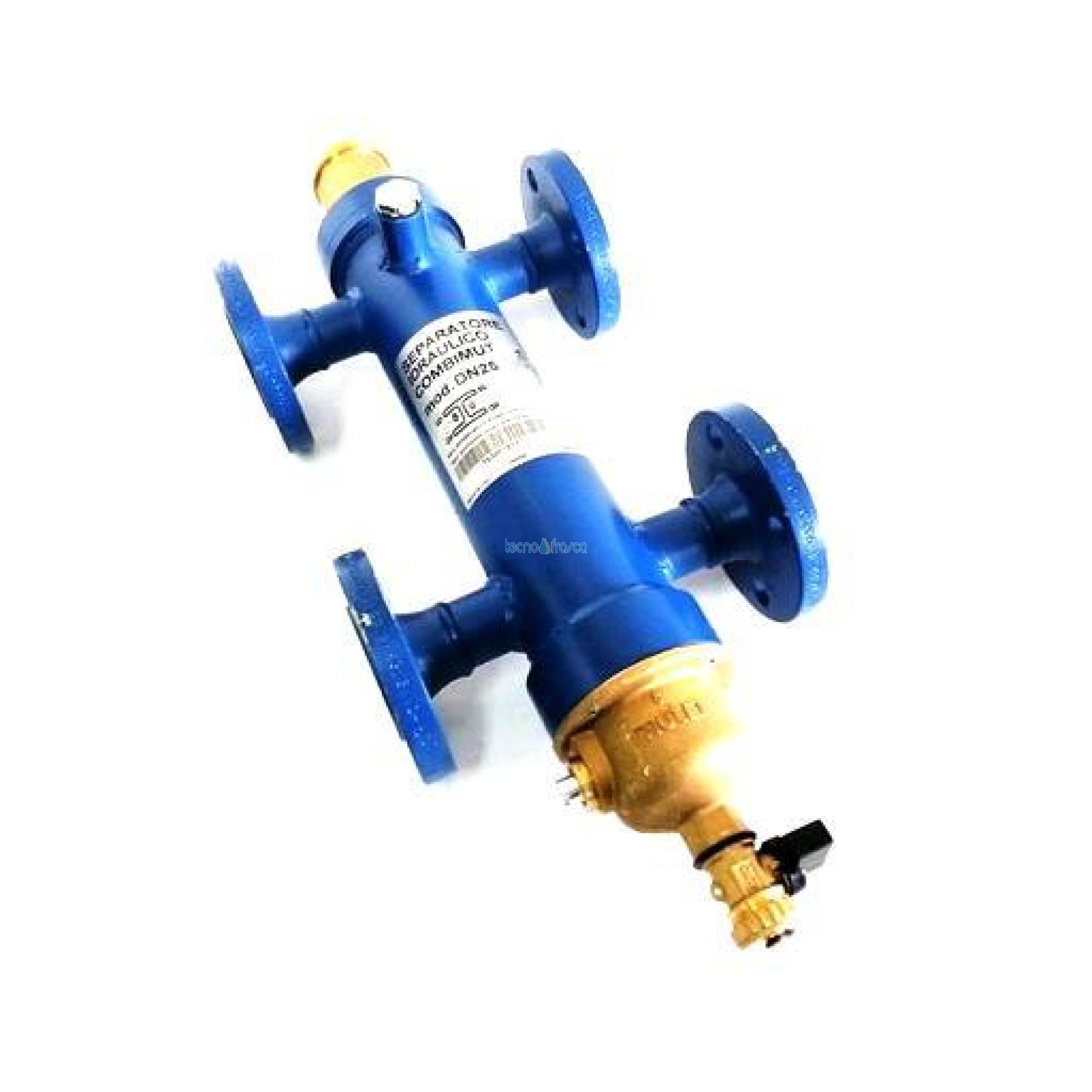 Mut separatore idraulico combi flangiato mut 703001913