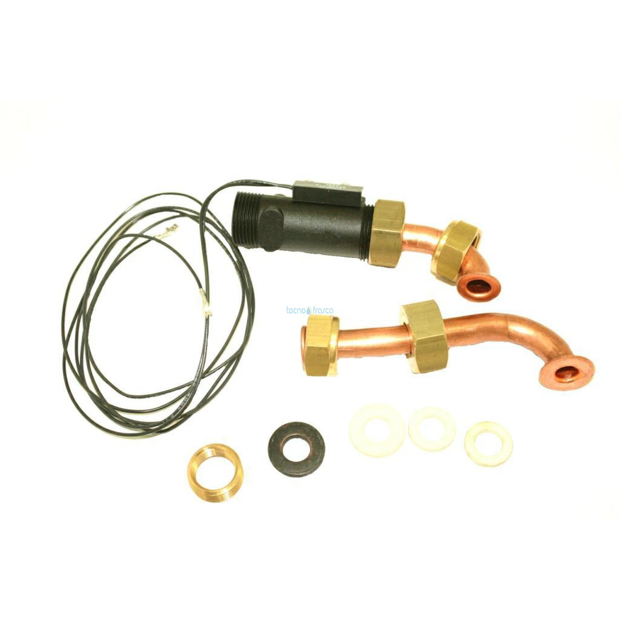 Radiant kit sostituzione flussotato zytel completo di tubi 96008lp