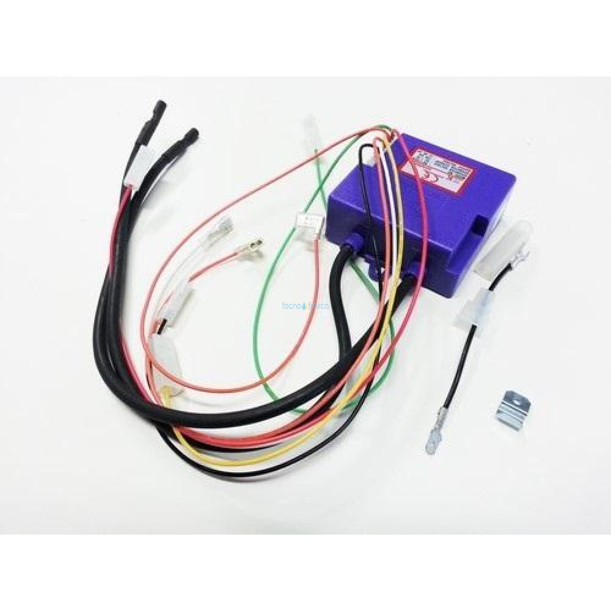Riello scheda elettronica con cavi 4049313
