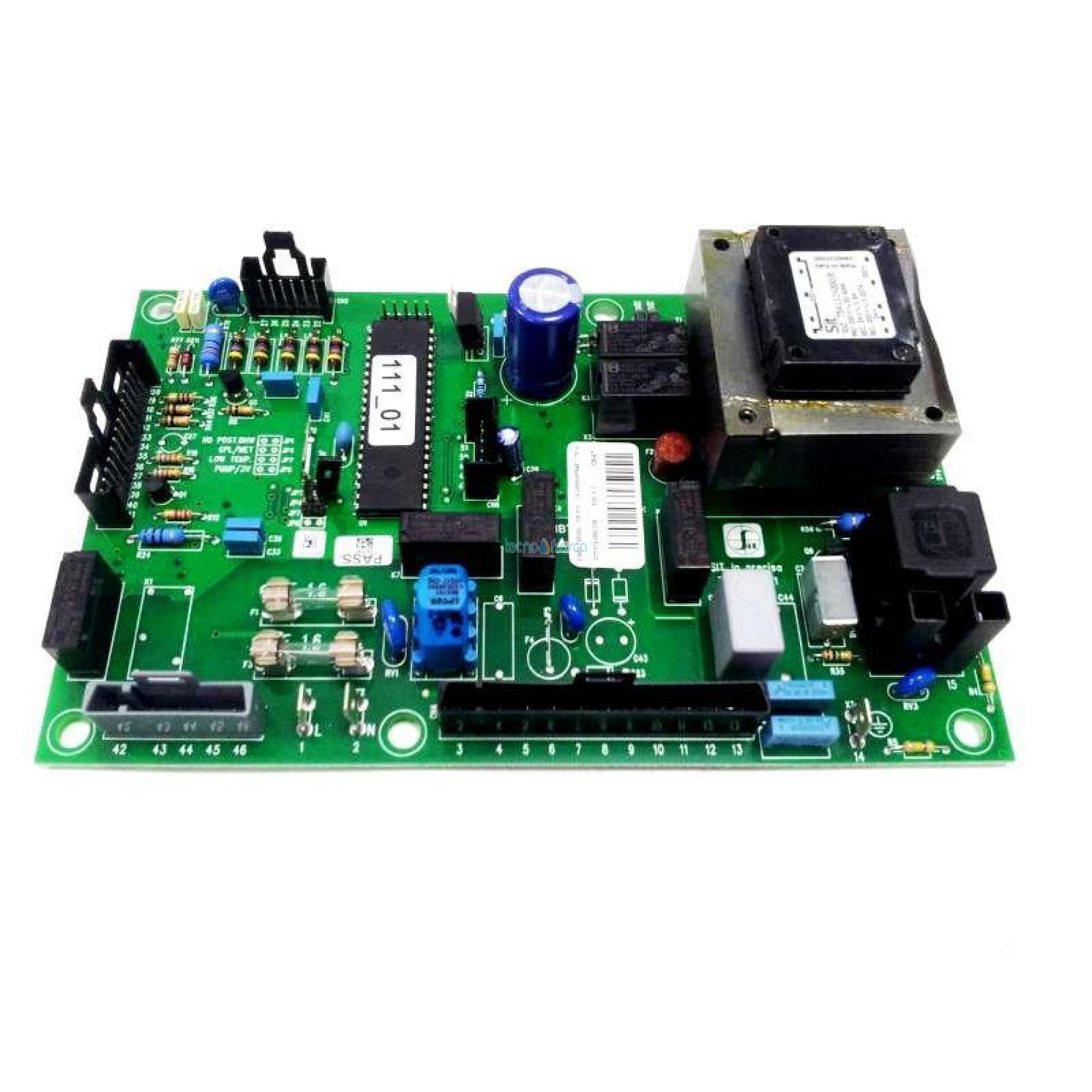 Sime scheda elettronica caldaia open zip 25bf 6301401