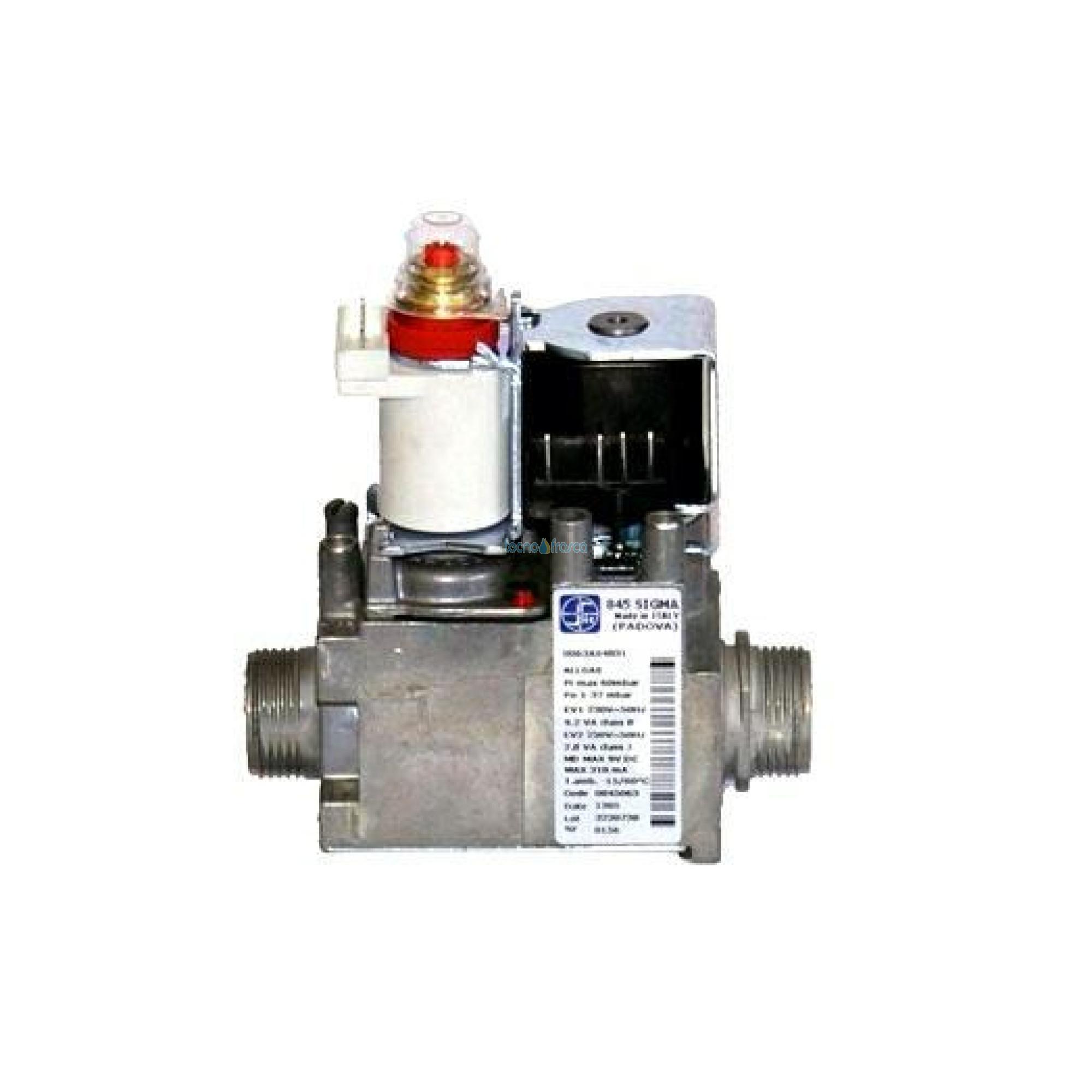 Sit valvola gas 845 sigma 0845063 ex 0845109 immergas