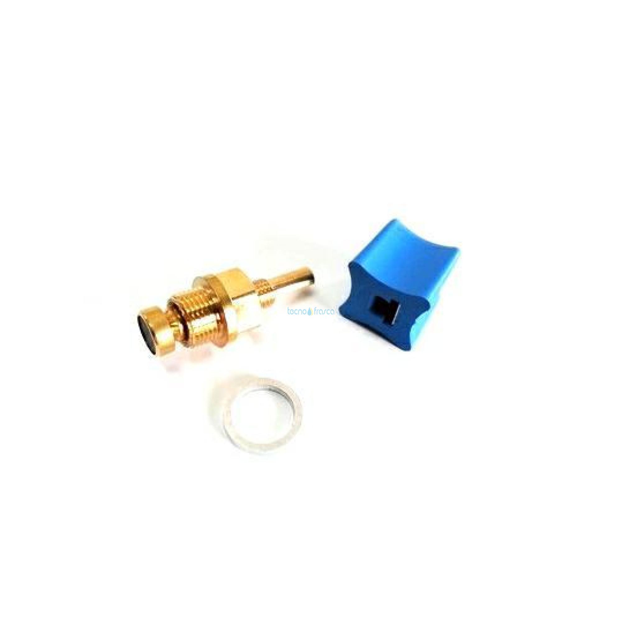 Sylber rubinetto di riempimento con manopola r6861