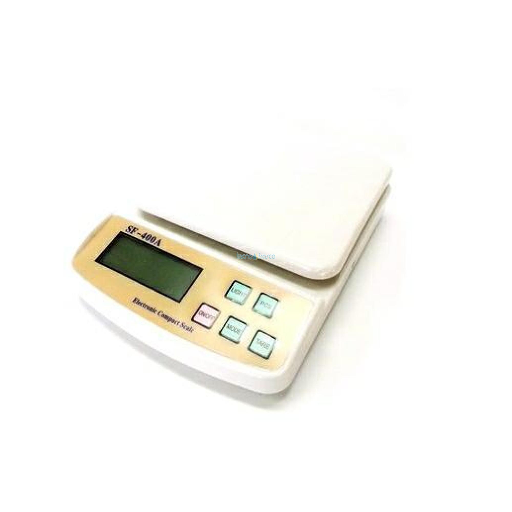 Bilancia elettronica portata 5kg 2p456