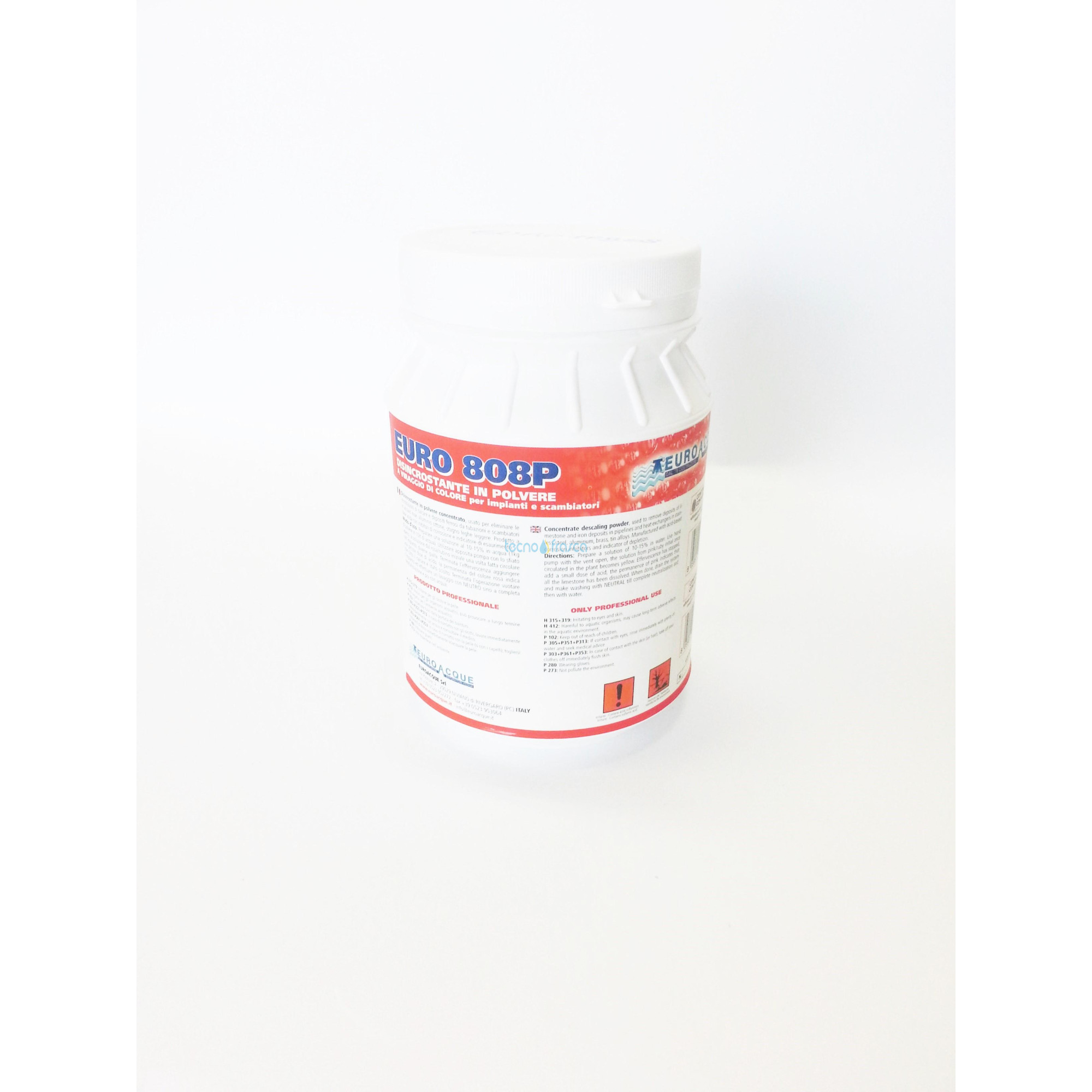 Disincrostante in polvere mod.euro 808 conf.1,5kg