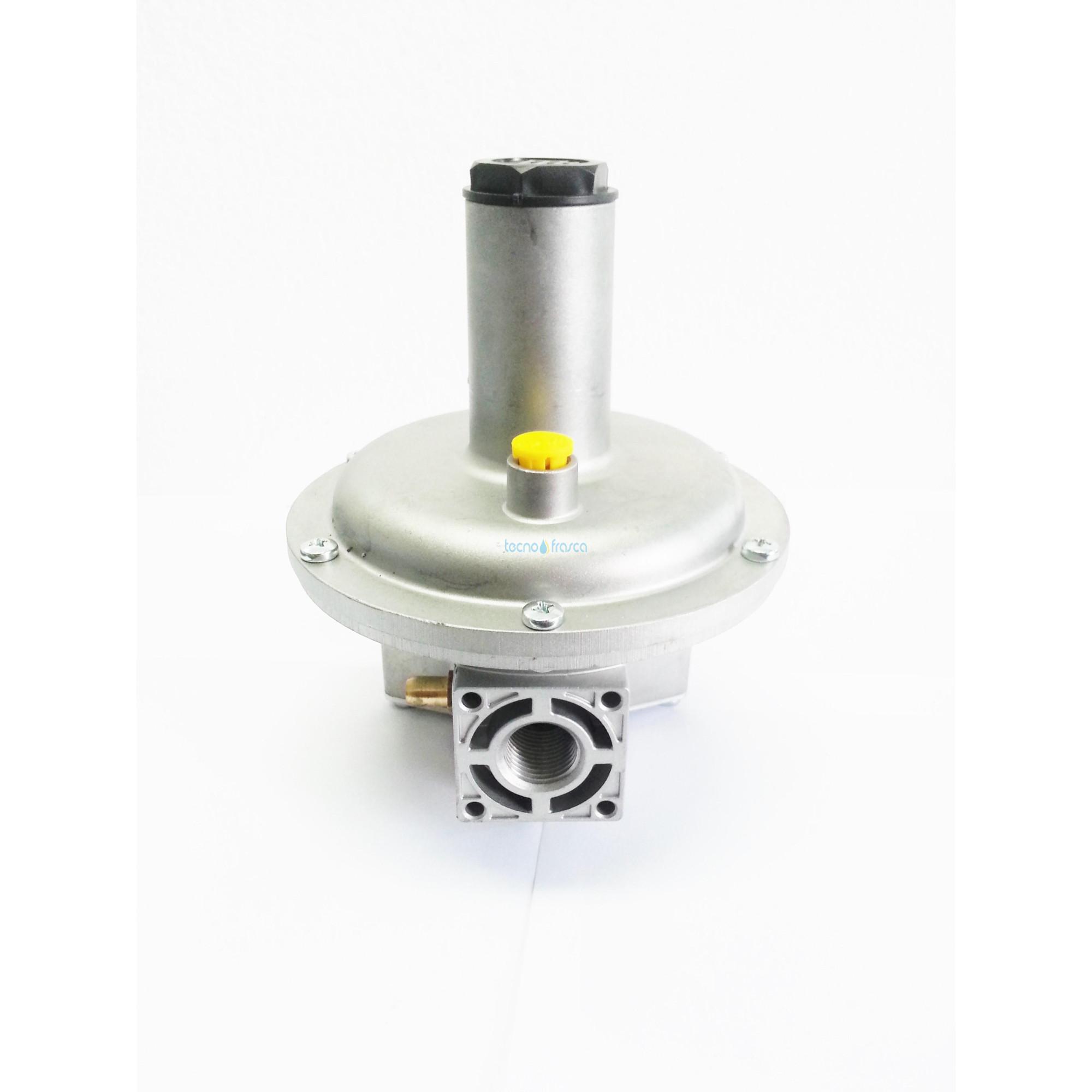 Regolatore con filtro 1/2 fgd15 con molla neutra 10-30mbar