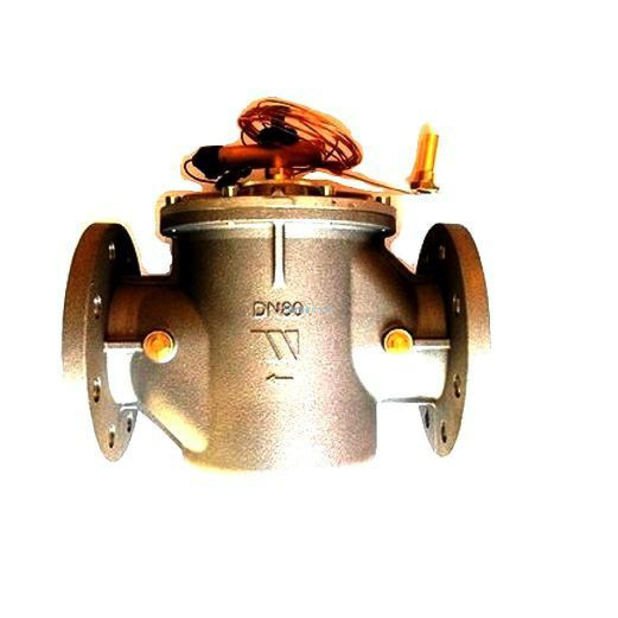 Valvola intercettazione dn80 nvf watts 0231480