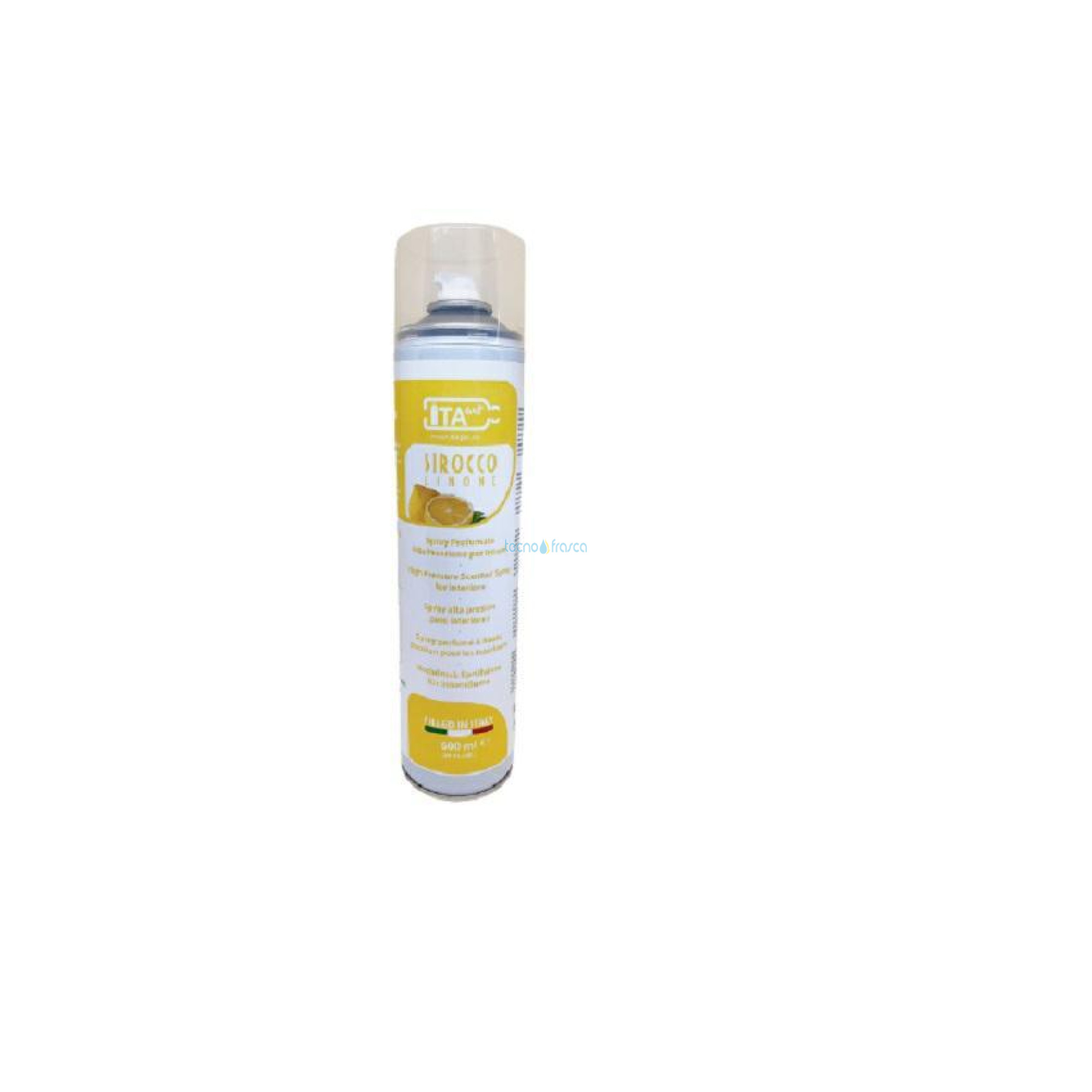 Deodorante sanificante sirocco per climatizzatore lime sn5502
