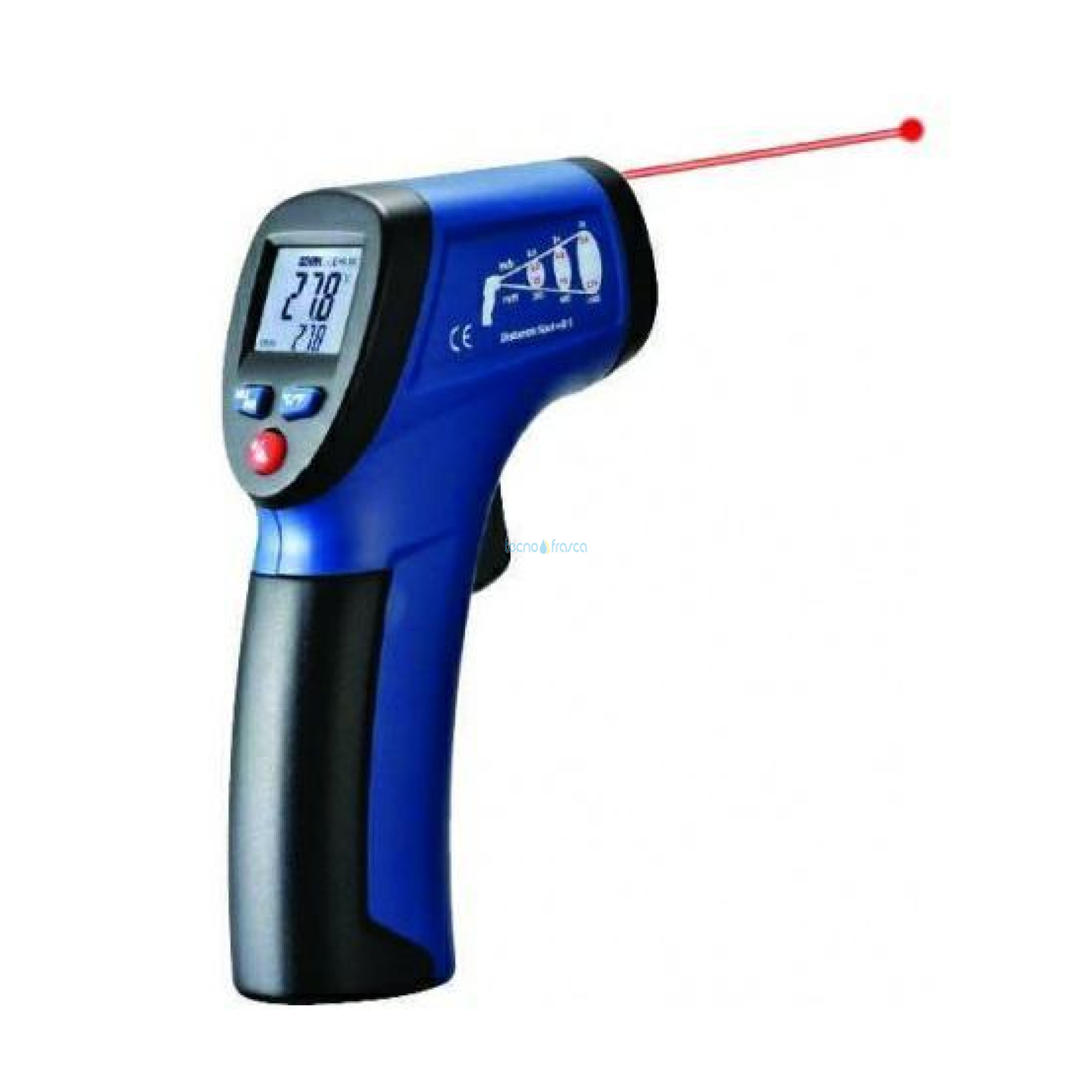 Termometro ad infrarosso wt1