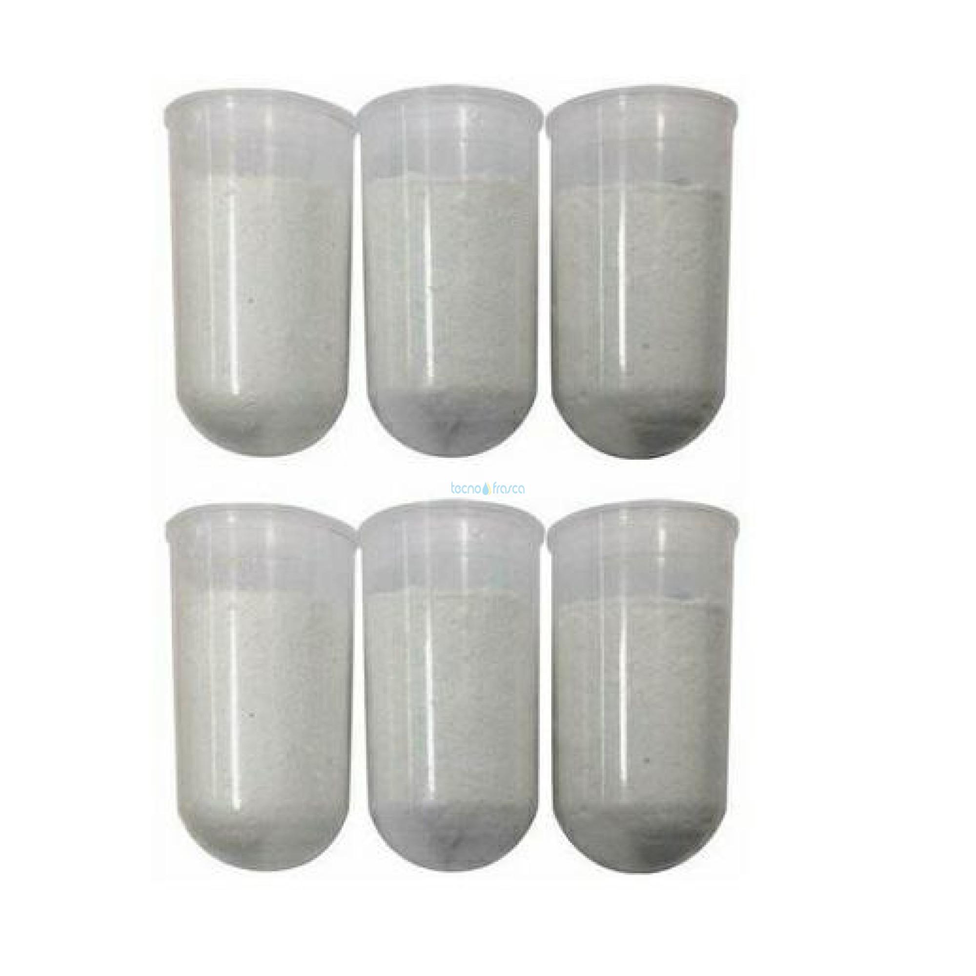 Ricarica universale polifosfati maxipolyquick blister 6 pz 10160300