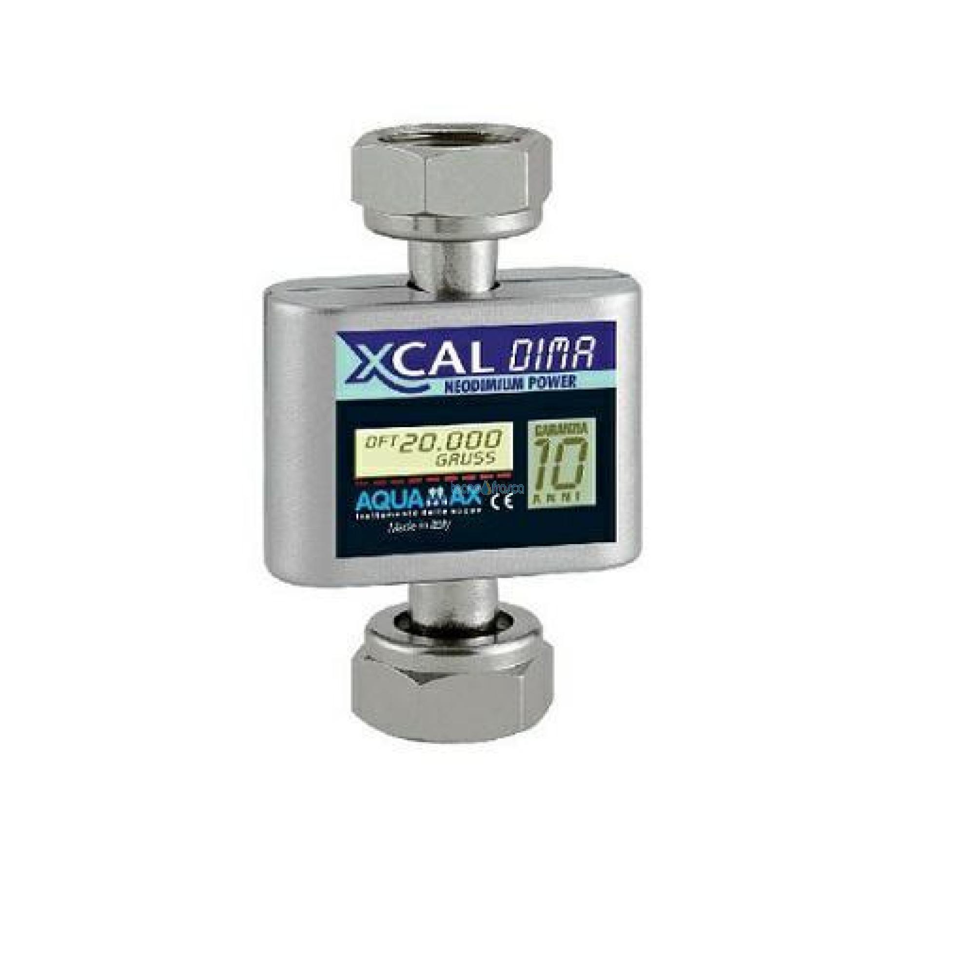 Anticalcare magnetico xcal dima 1/2-1/2 aquamax 10155010