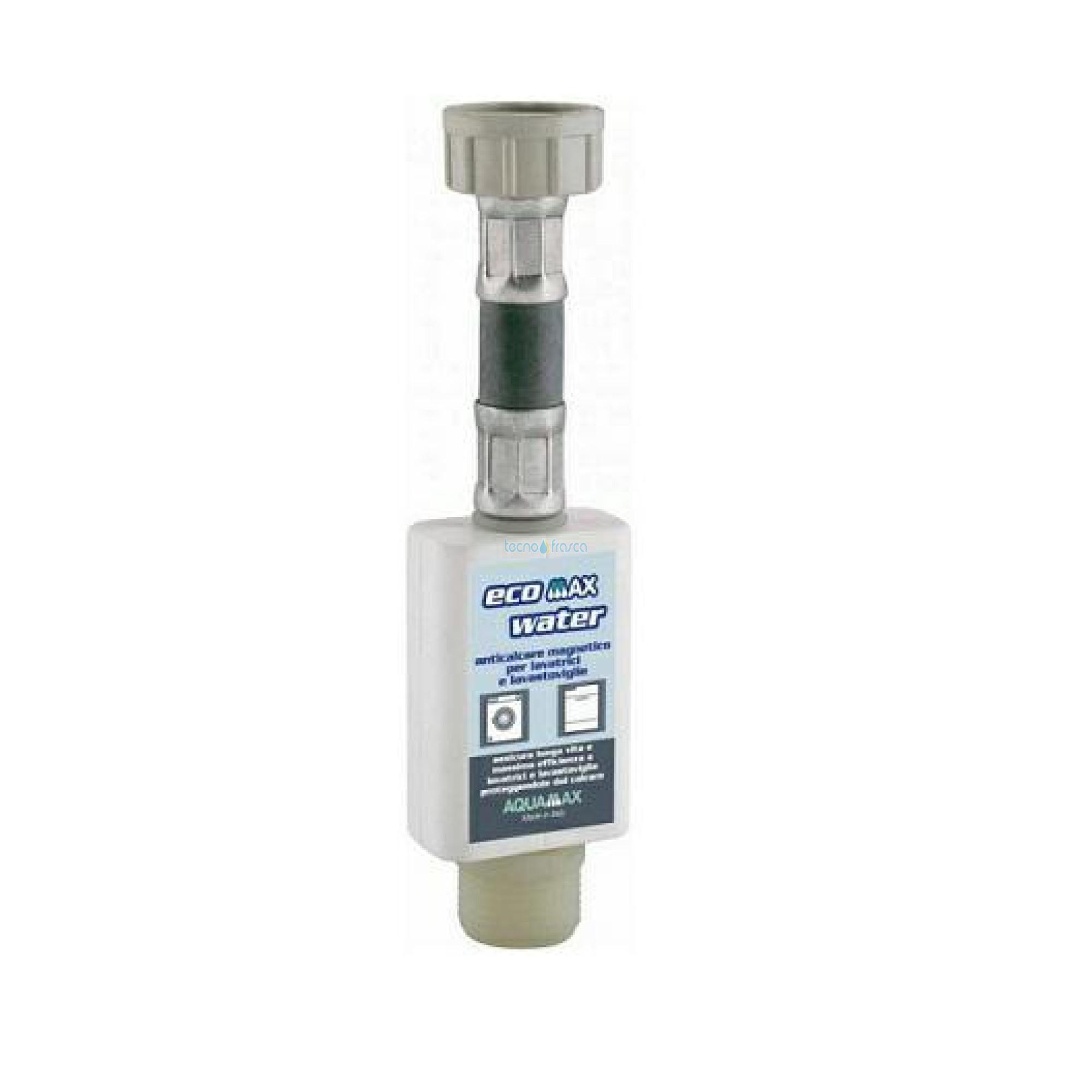 Anticalcare magnetico per lavatrici e lavastoviglie ecomax water