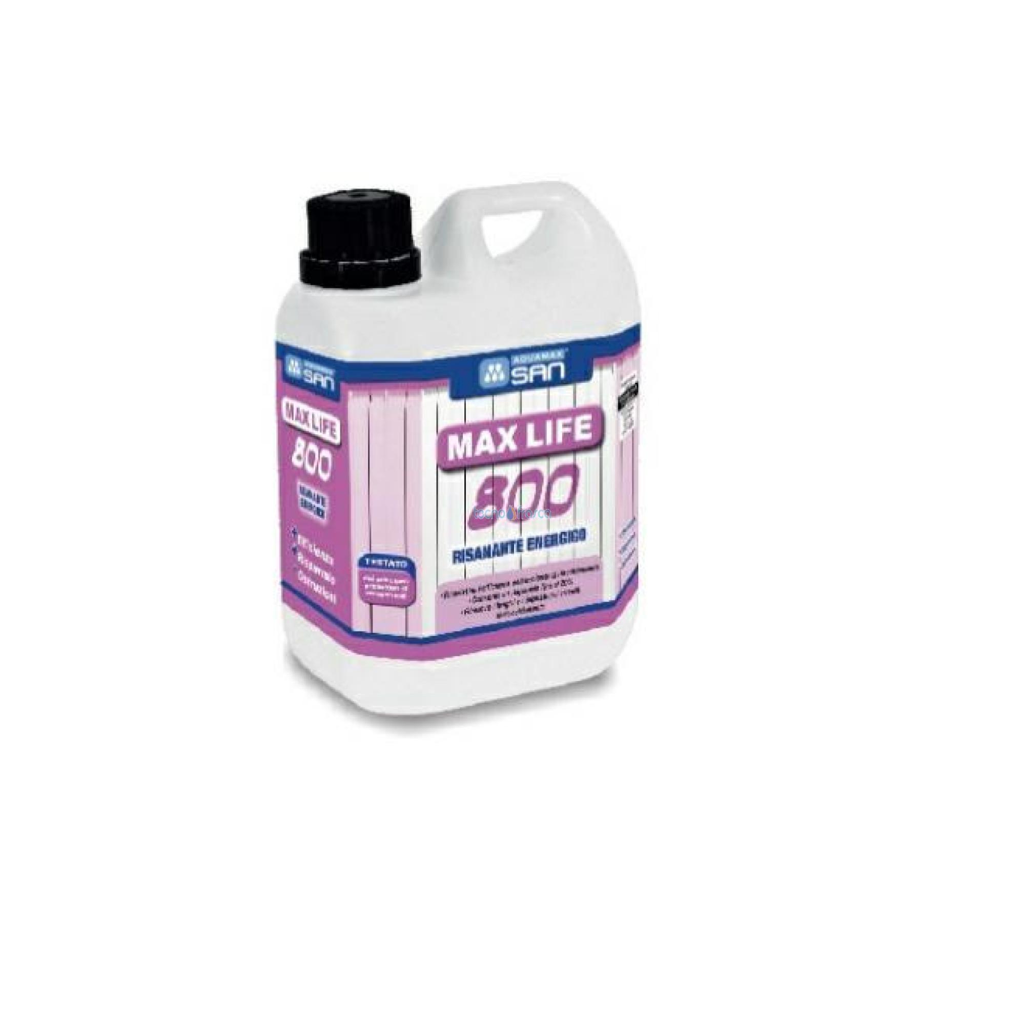 Aquamax risanante anticorrosinvo max life 800 1 kg 10106010