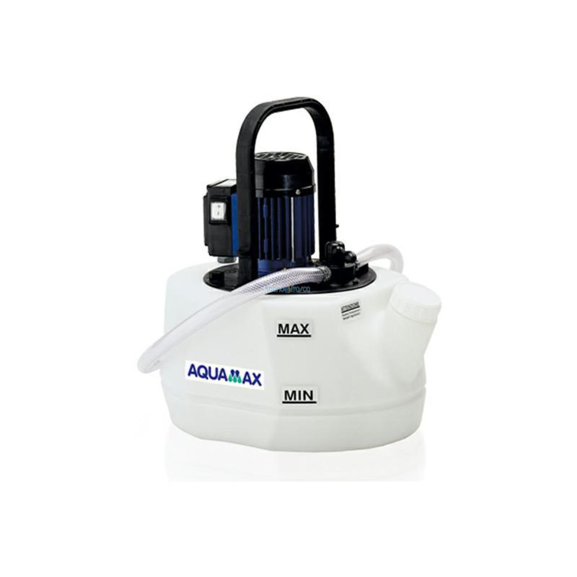 Aquamax pompa per lavaggio caldaia promax 20 10100020