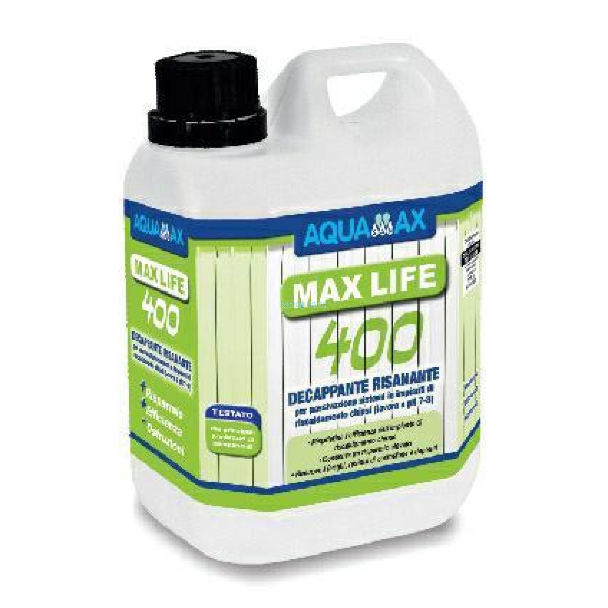 Anticorrosivo max life 400 kg1 10106013