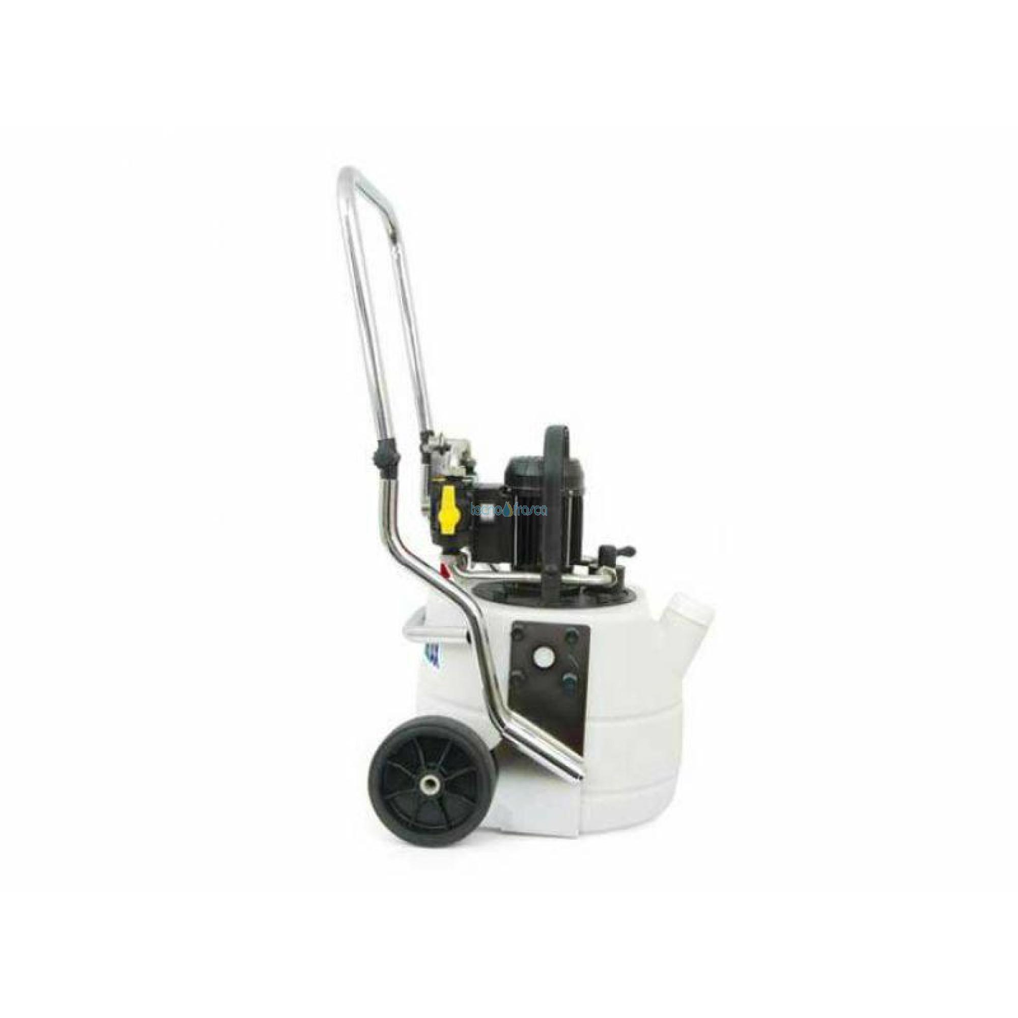 Aquamax pompa promax 30 supalusch new con trolley 10100062