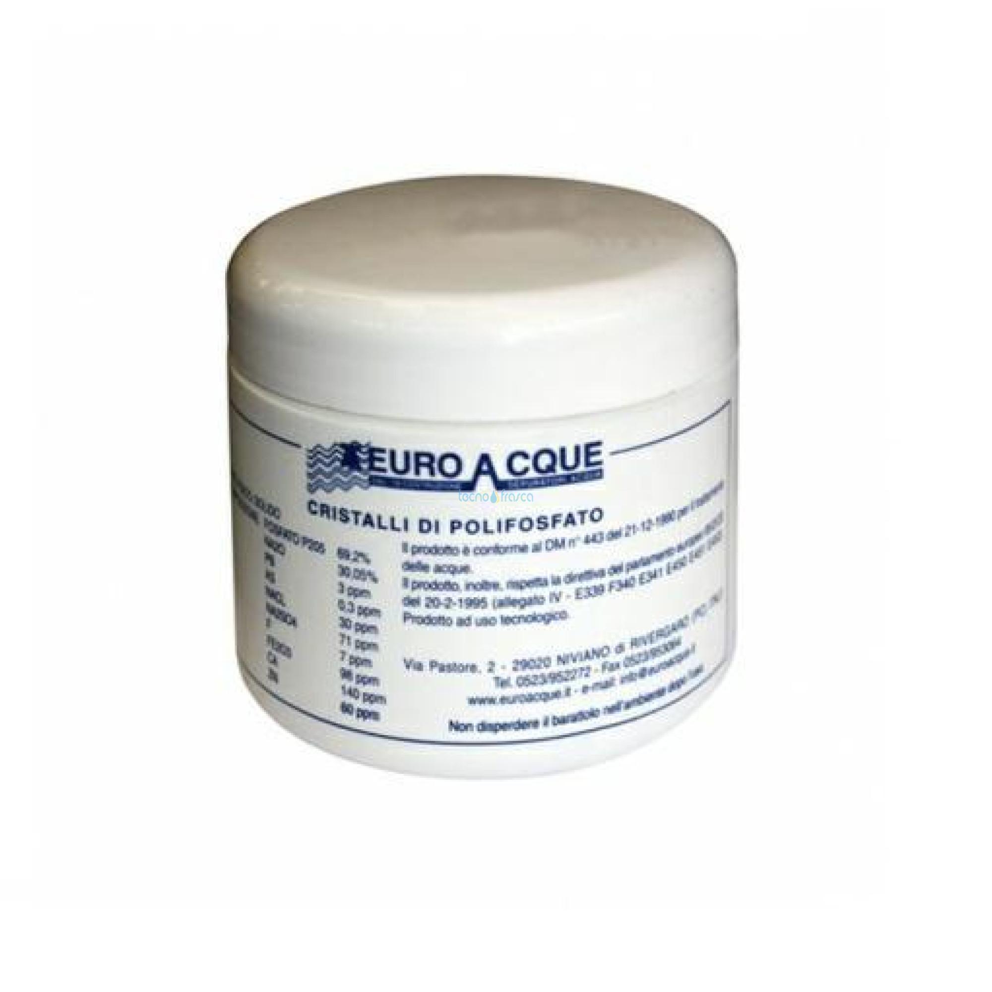 Polifostati Anticalcare in cristalli Euroacque 1 kg crist001