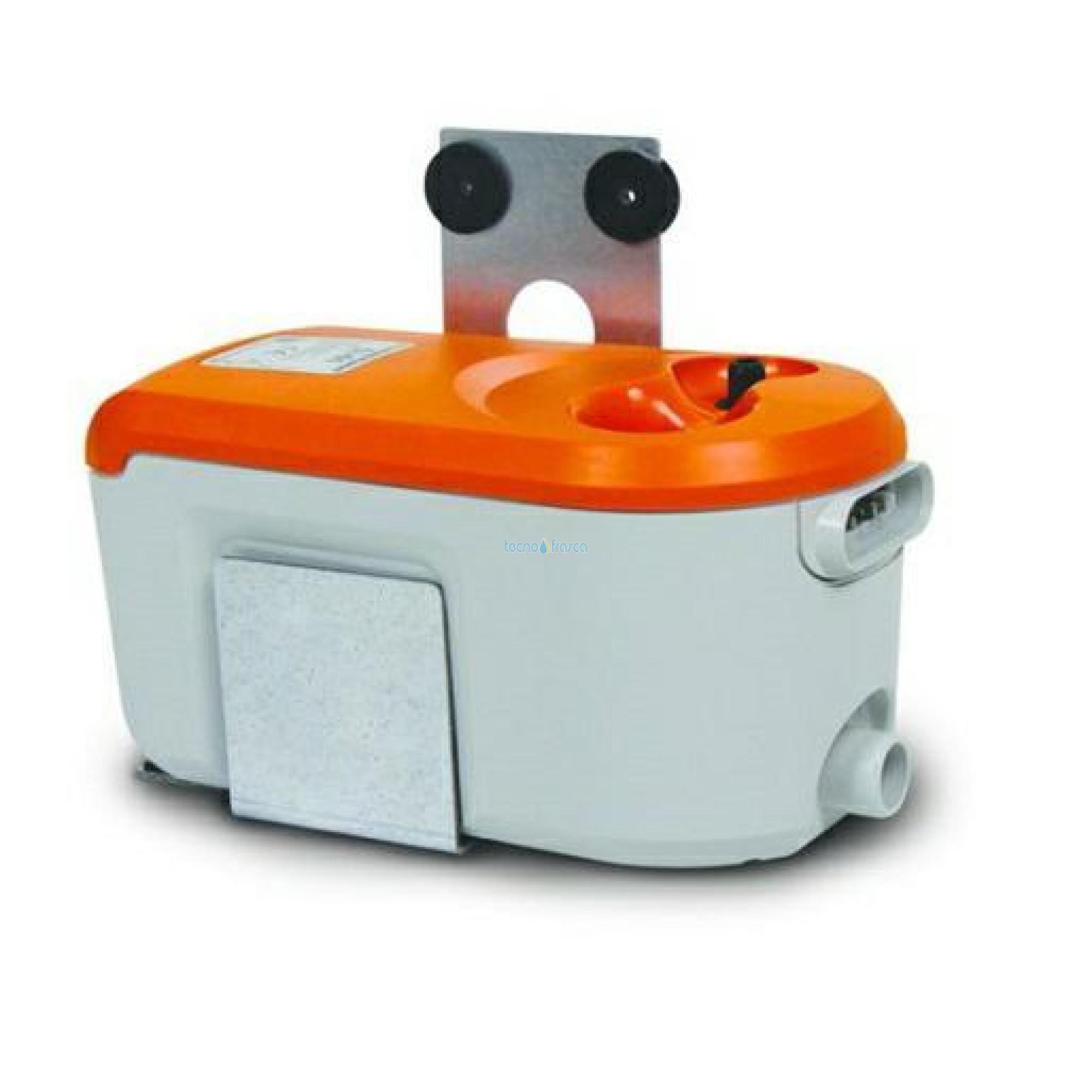Pompa a pistone SI61 c/serb.integrato 0,37 lt x caldaie fino a 50kw