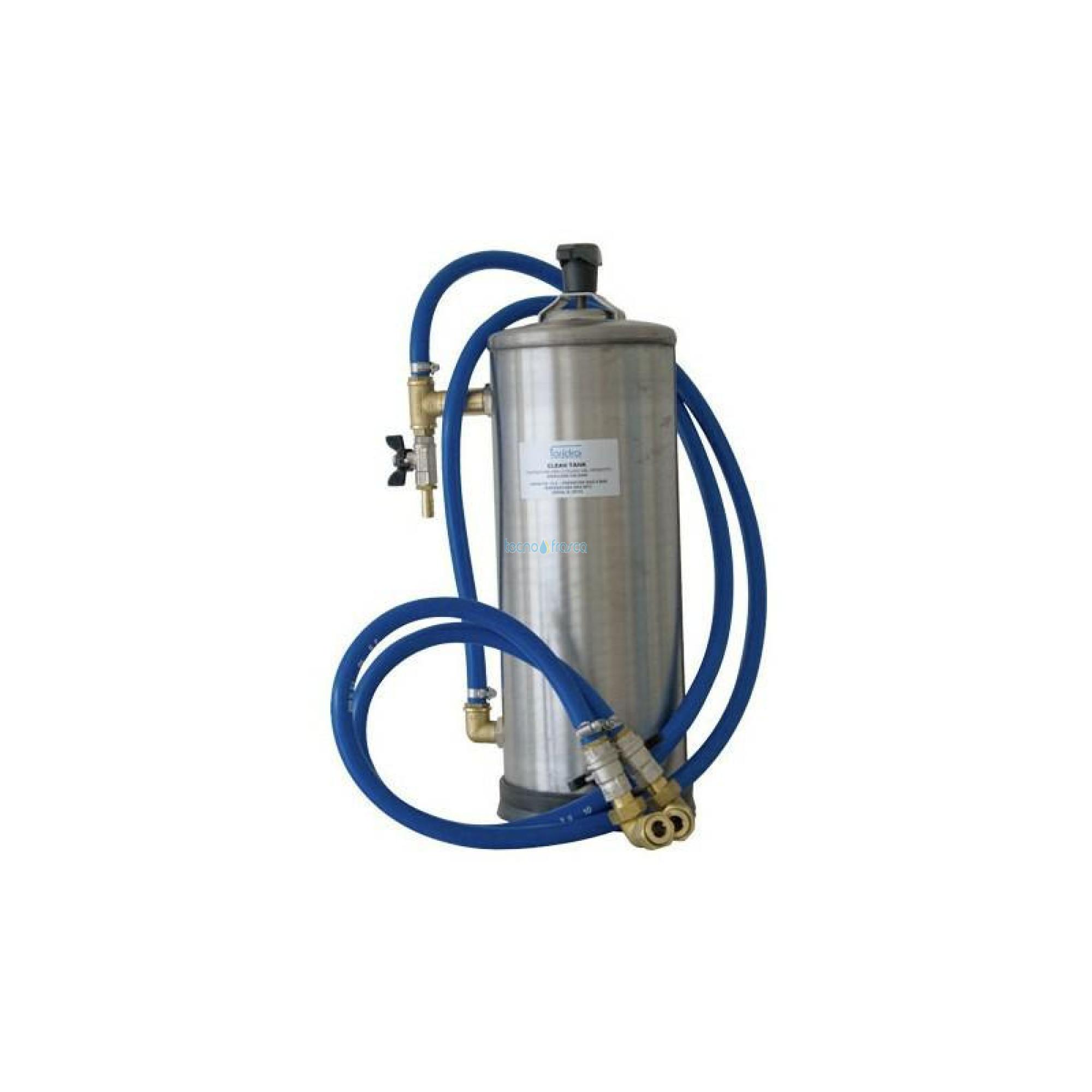 Cleantank foridra pompa pulizia caldaia