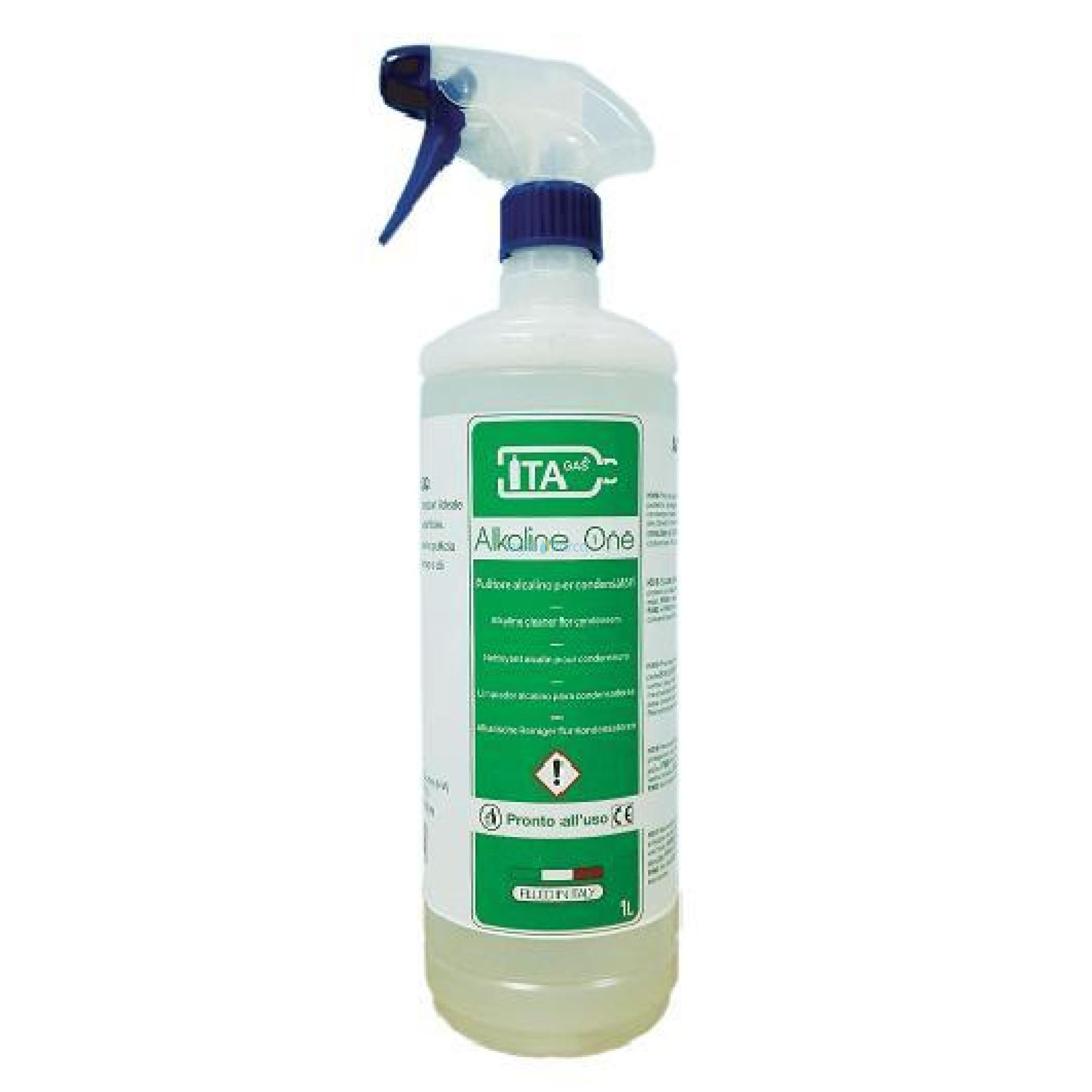 Alkaline one pulitore per impianti aria condizionata