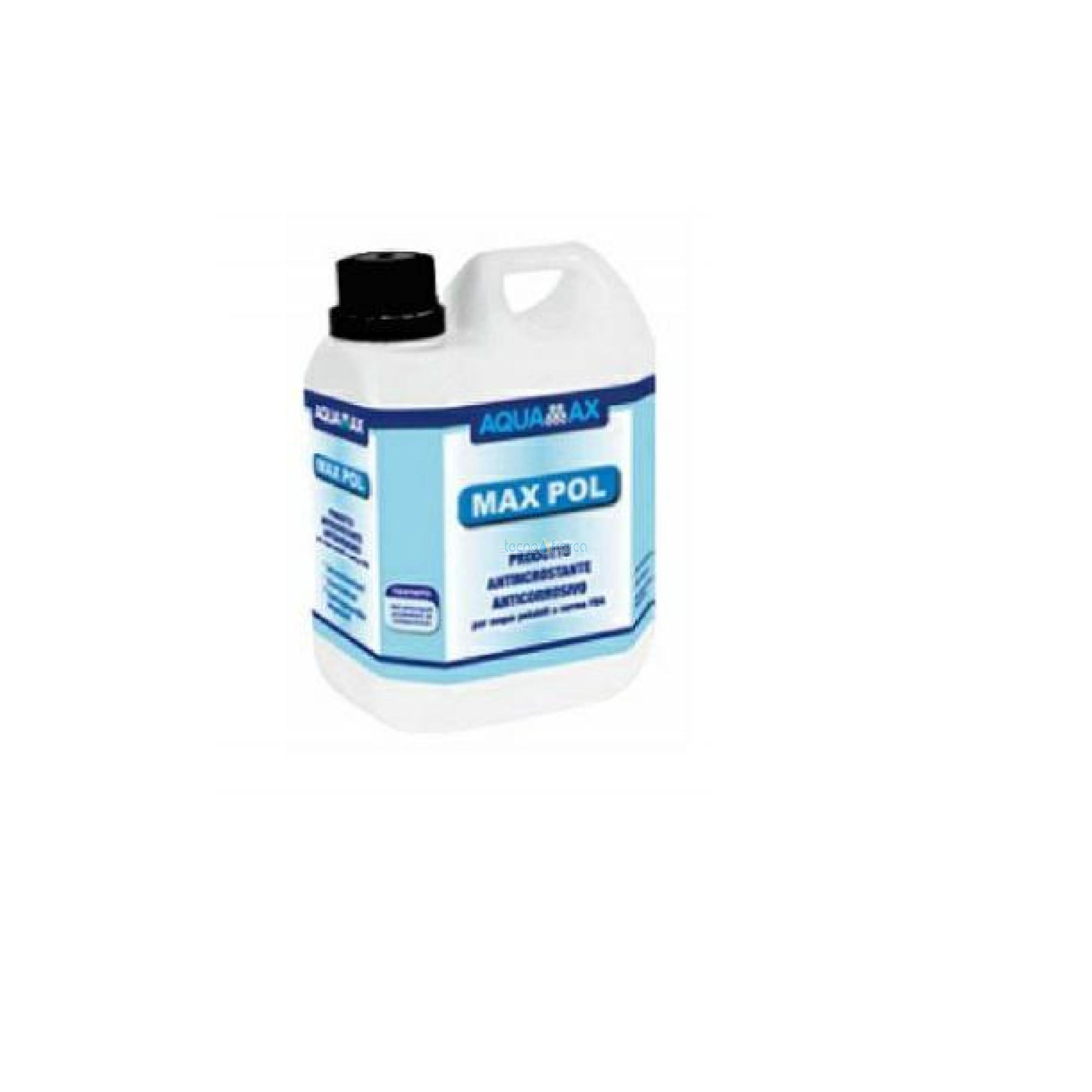 Maxi poly ricarica polifosfati liquido per pompa dosatrice