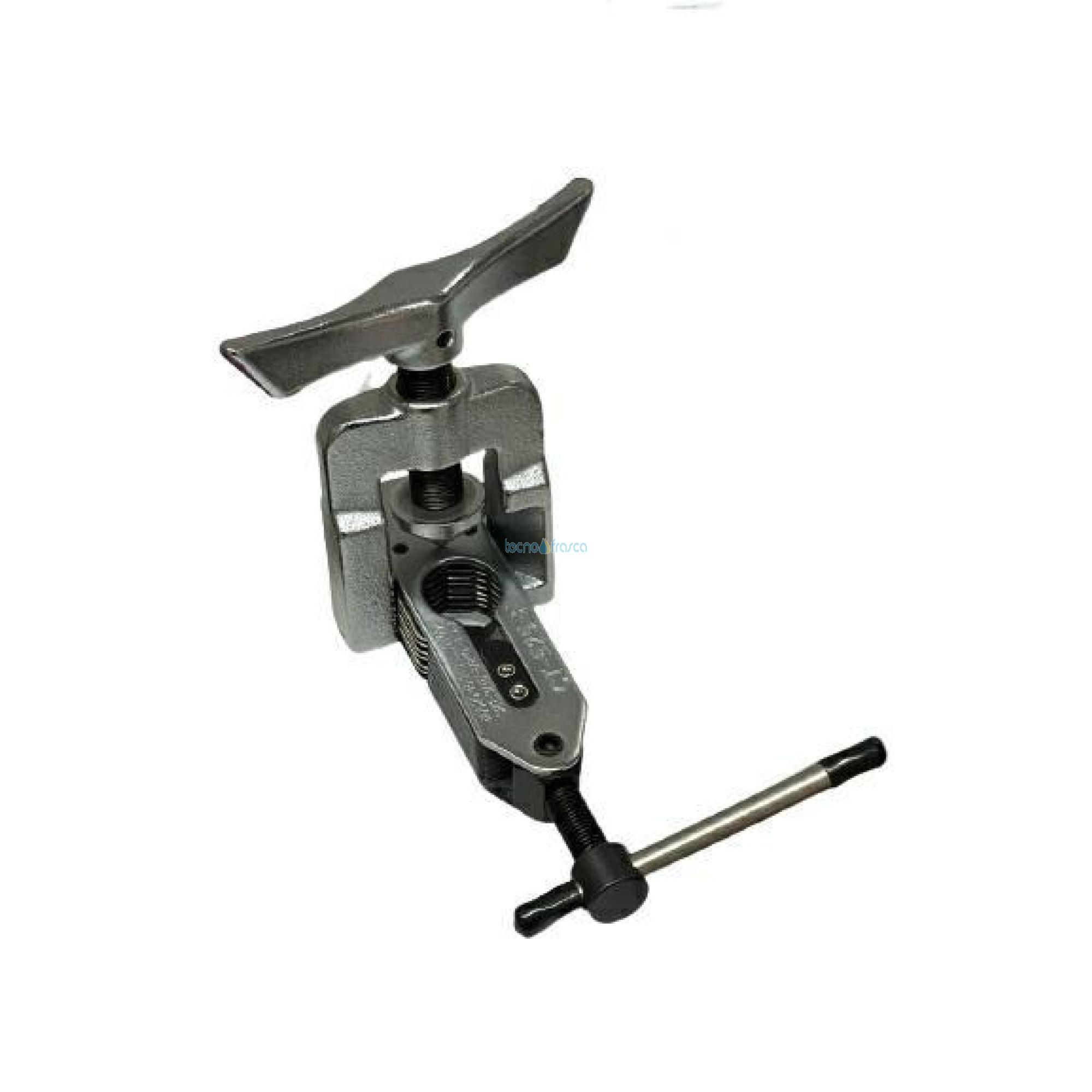 Flangiatubi cartellatrice tubo rame condizionamento 4-16mm 3p.420