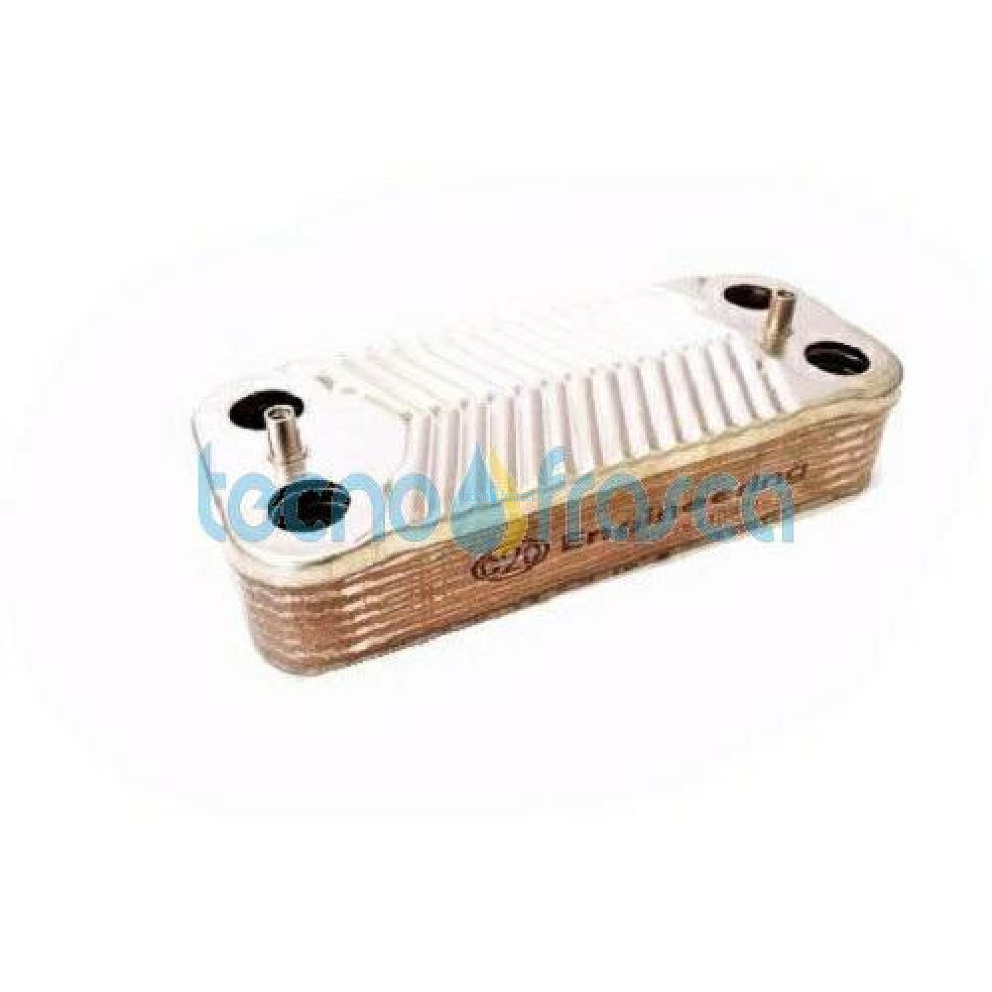 Scambiatore 12 piastre buderus logamax 102 24 kw compatibile scr020b