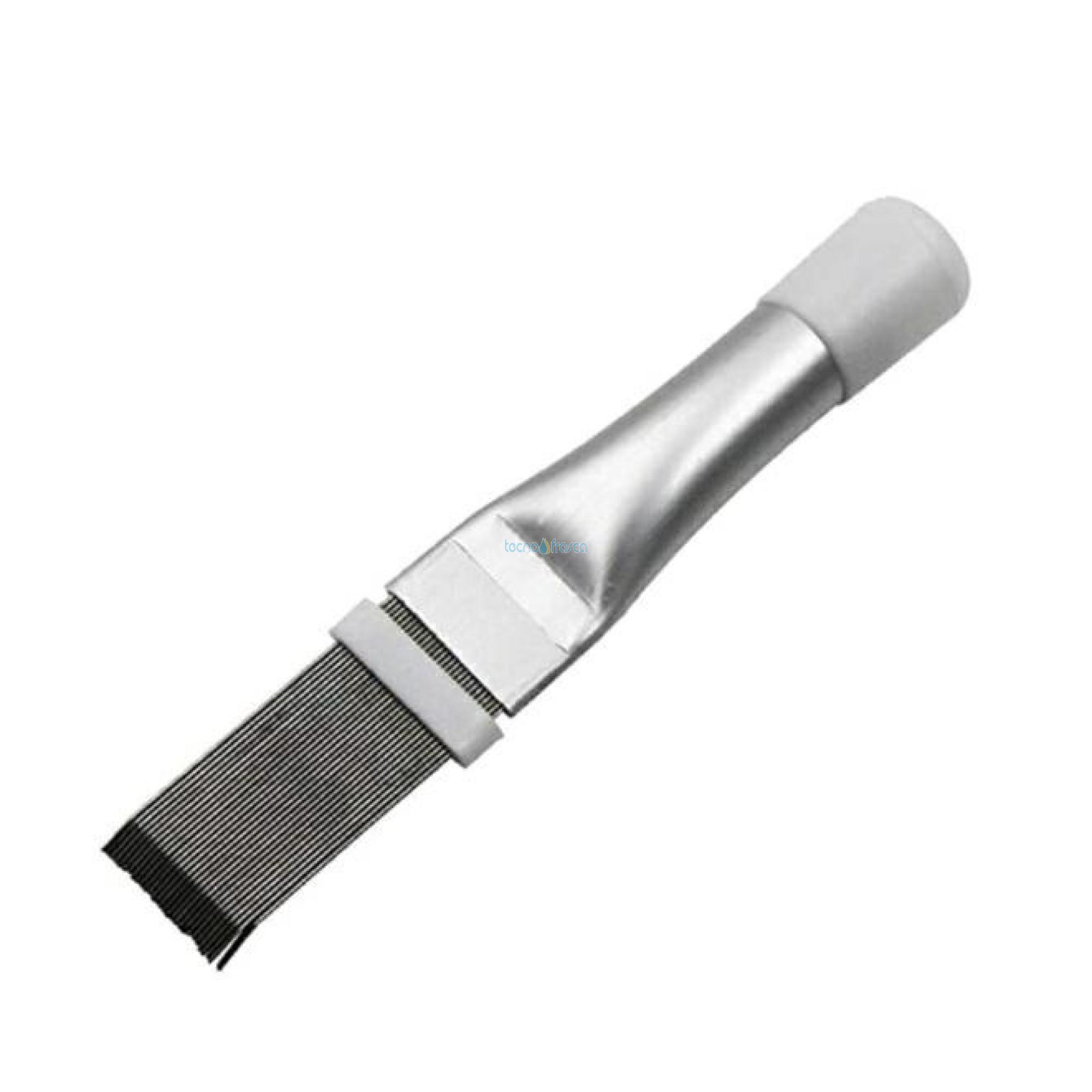 Pettine acciaio per pulizia riparazione pacchi lamellari