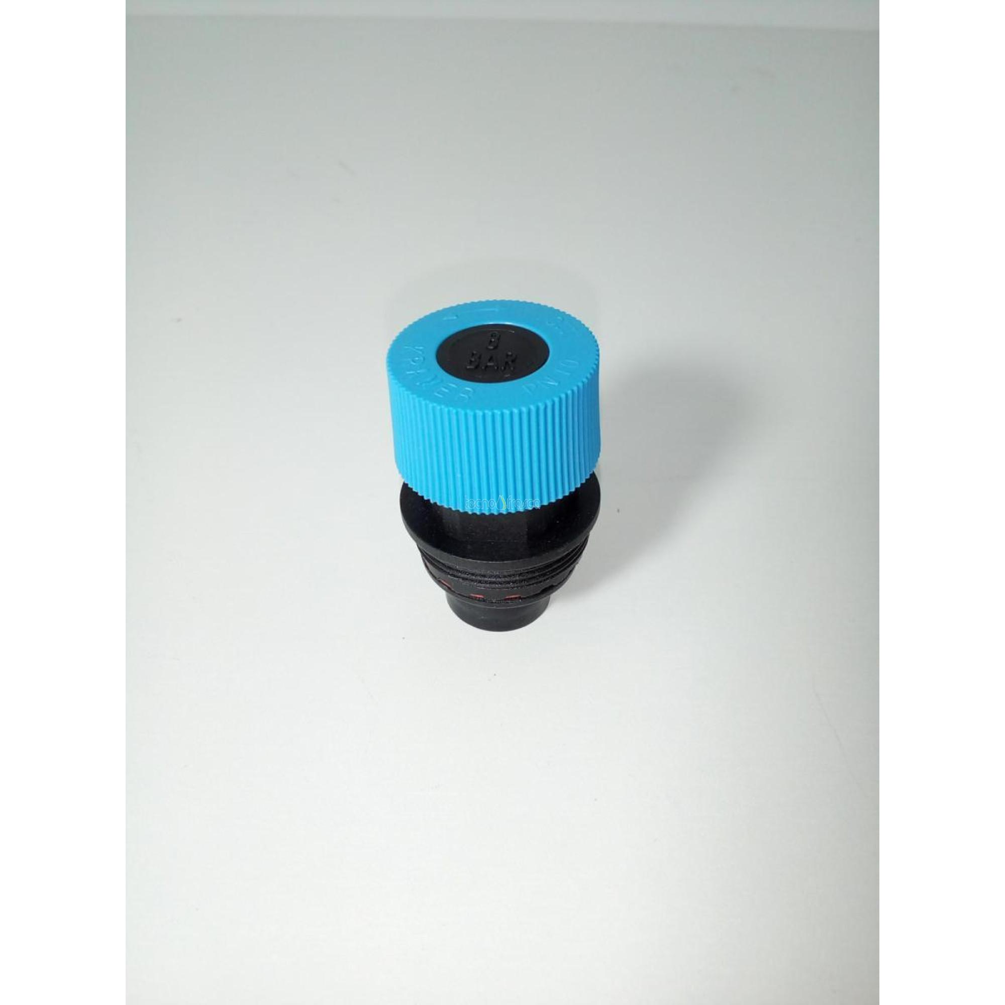 Unical testina valvola di sicurezza 95000310