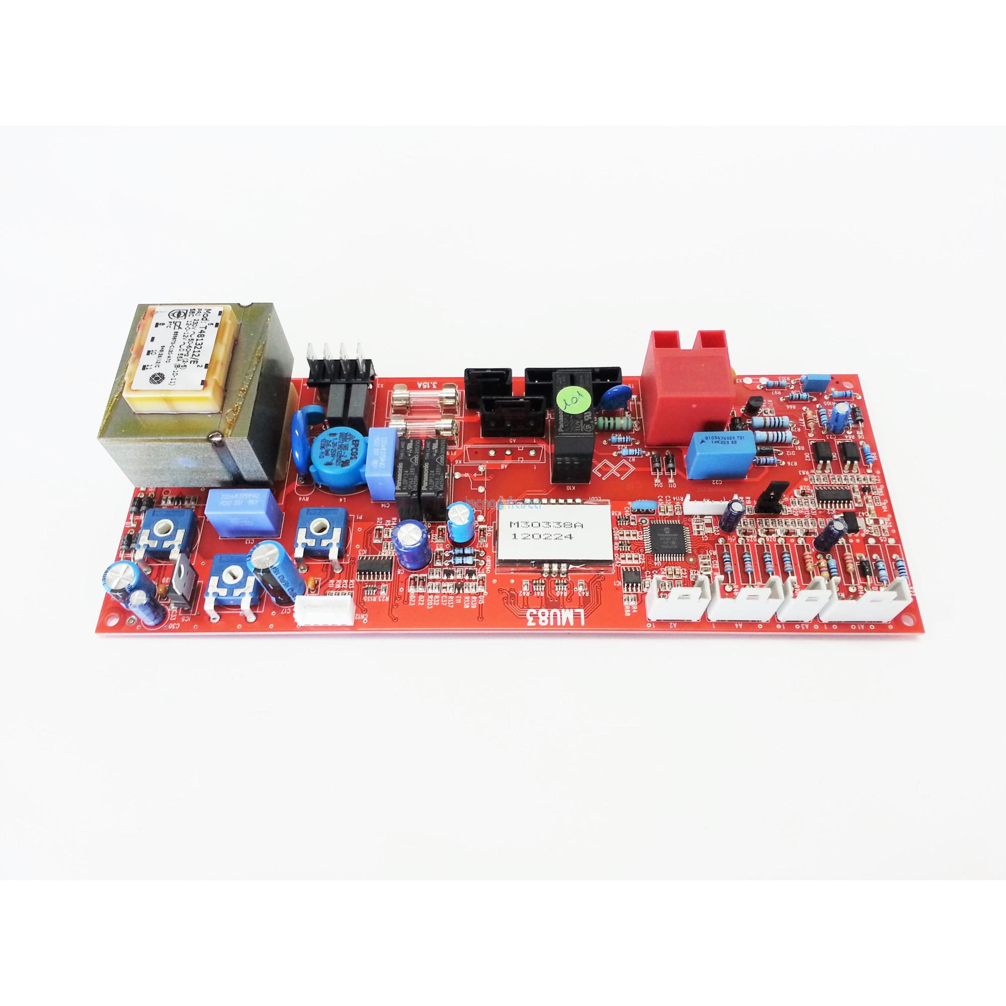 Unical scheda di modulazione eve 05 95630101
